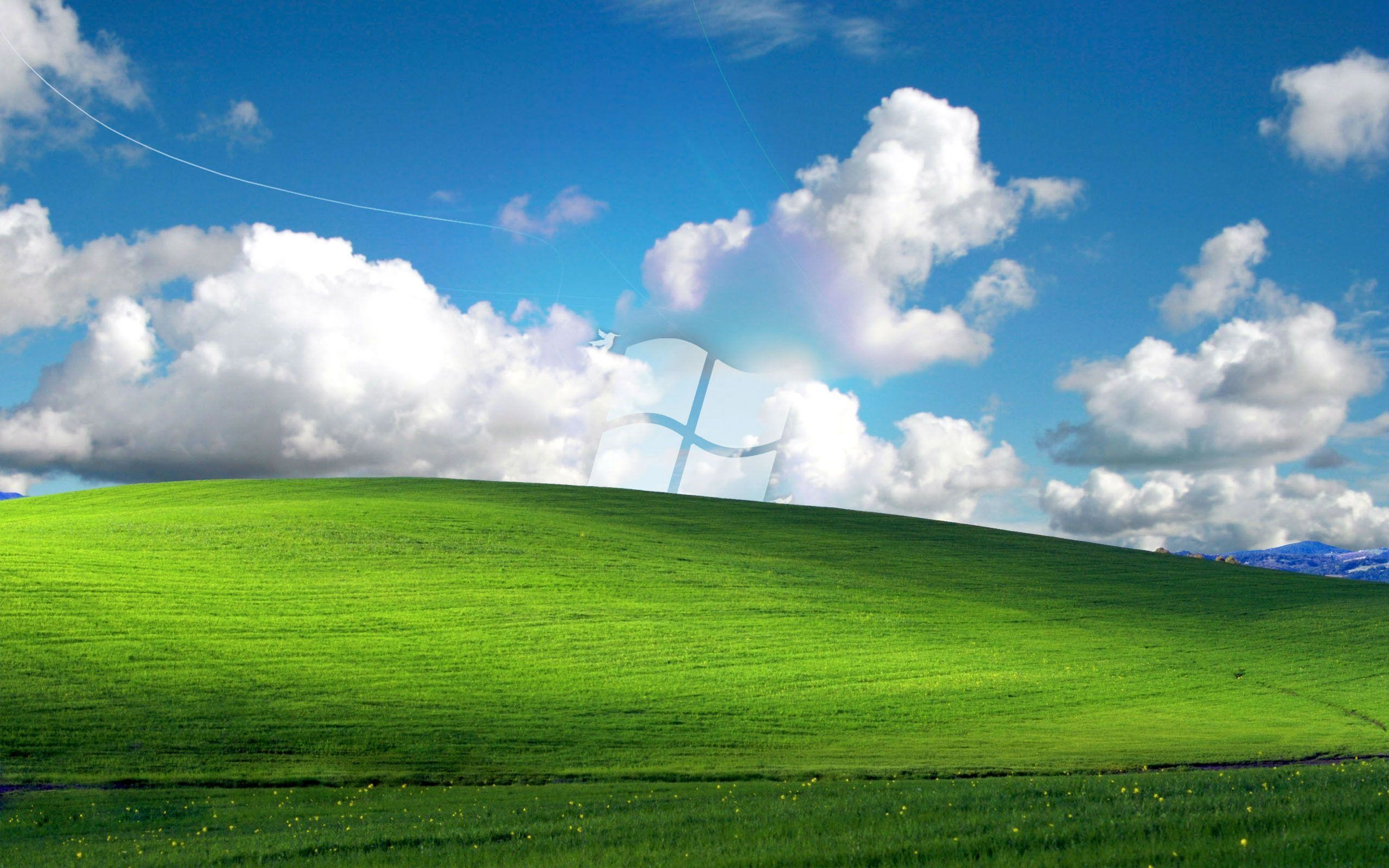 2560x1600 windows xp wallpaper bliss