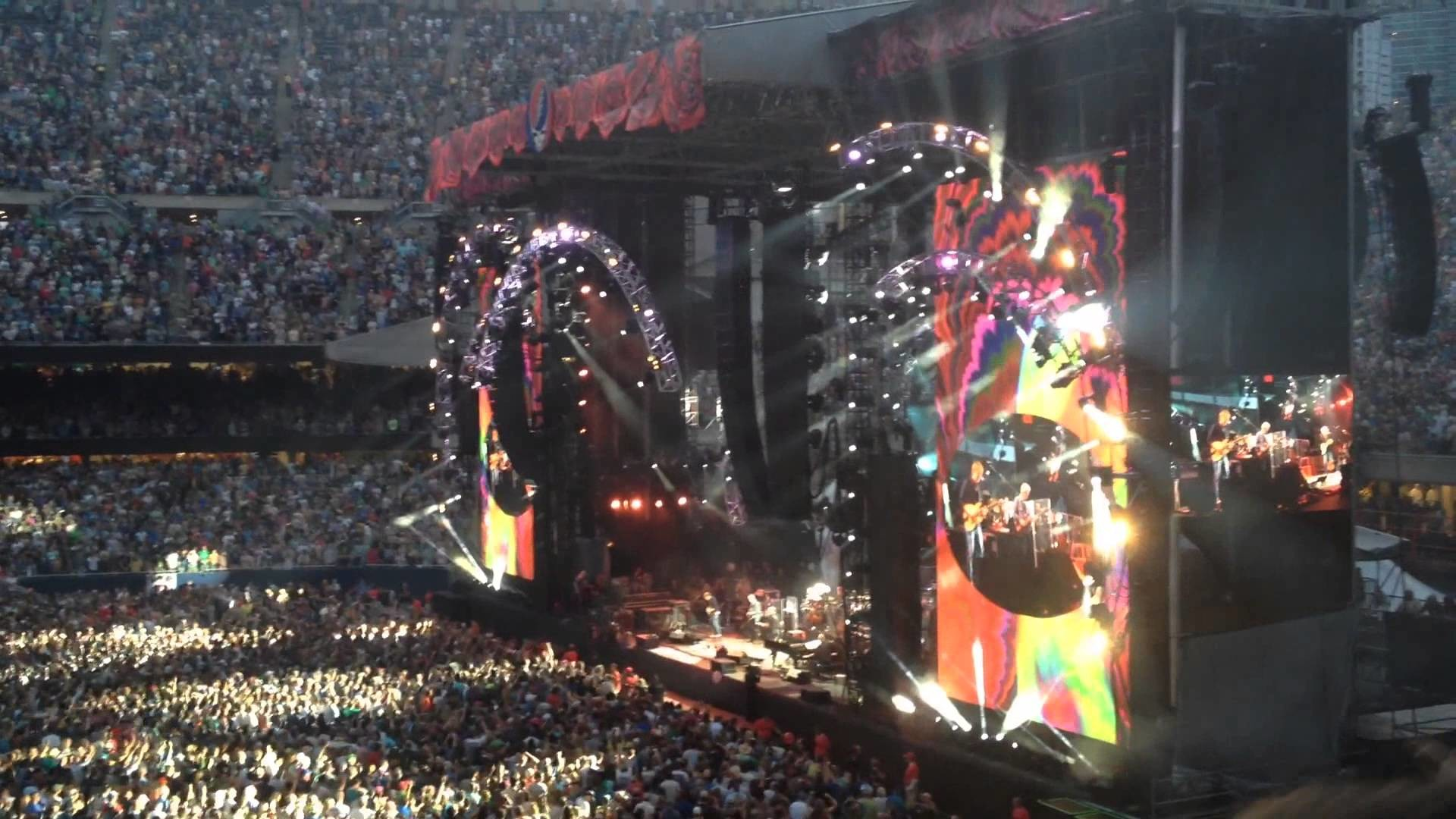 1920x1080 2015.07.03 Grateful Dead Soldier Field - The Music Had to Stop