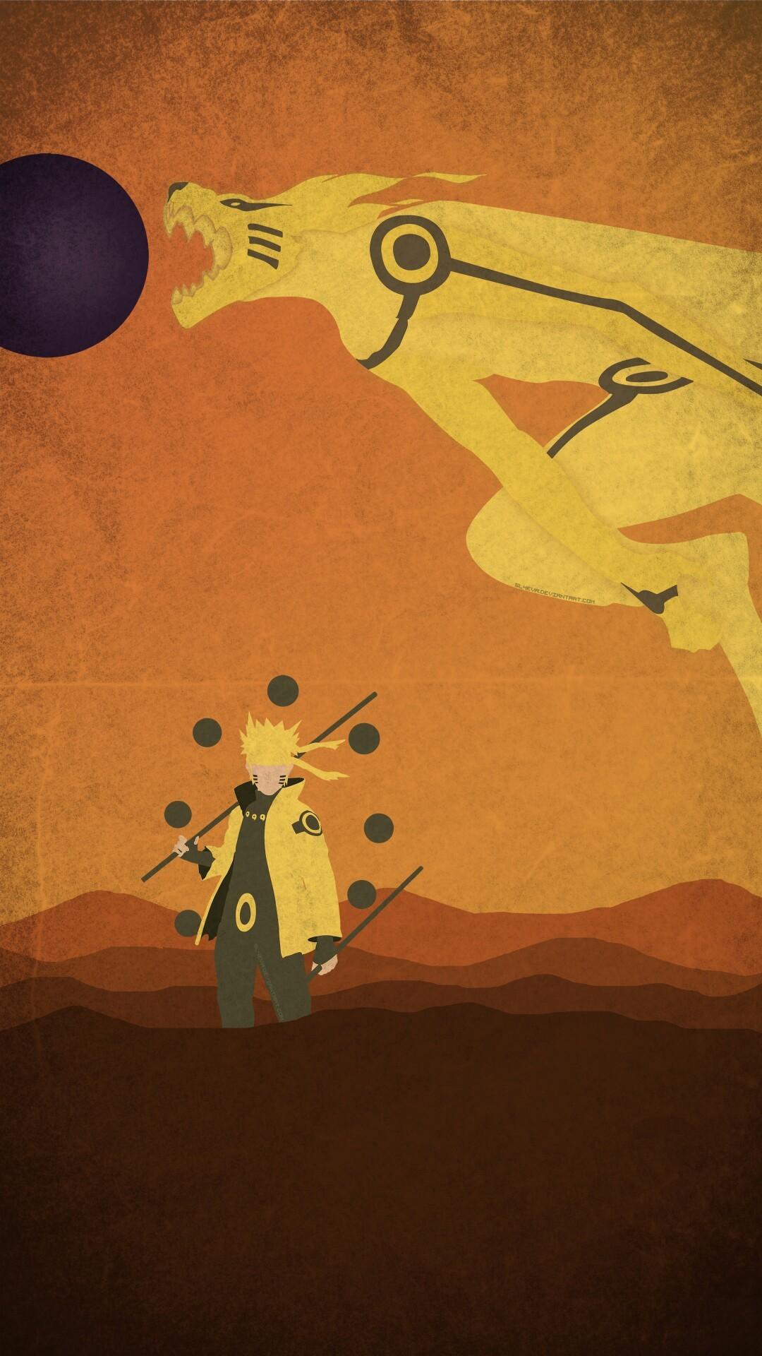 Amazing Wallpaper Naruto Minimalistic - 184779  Collection_264991.jpg