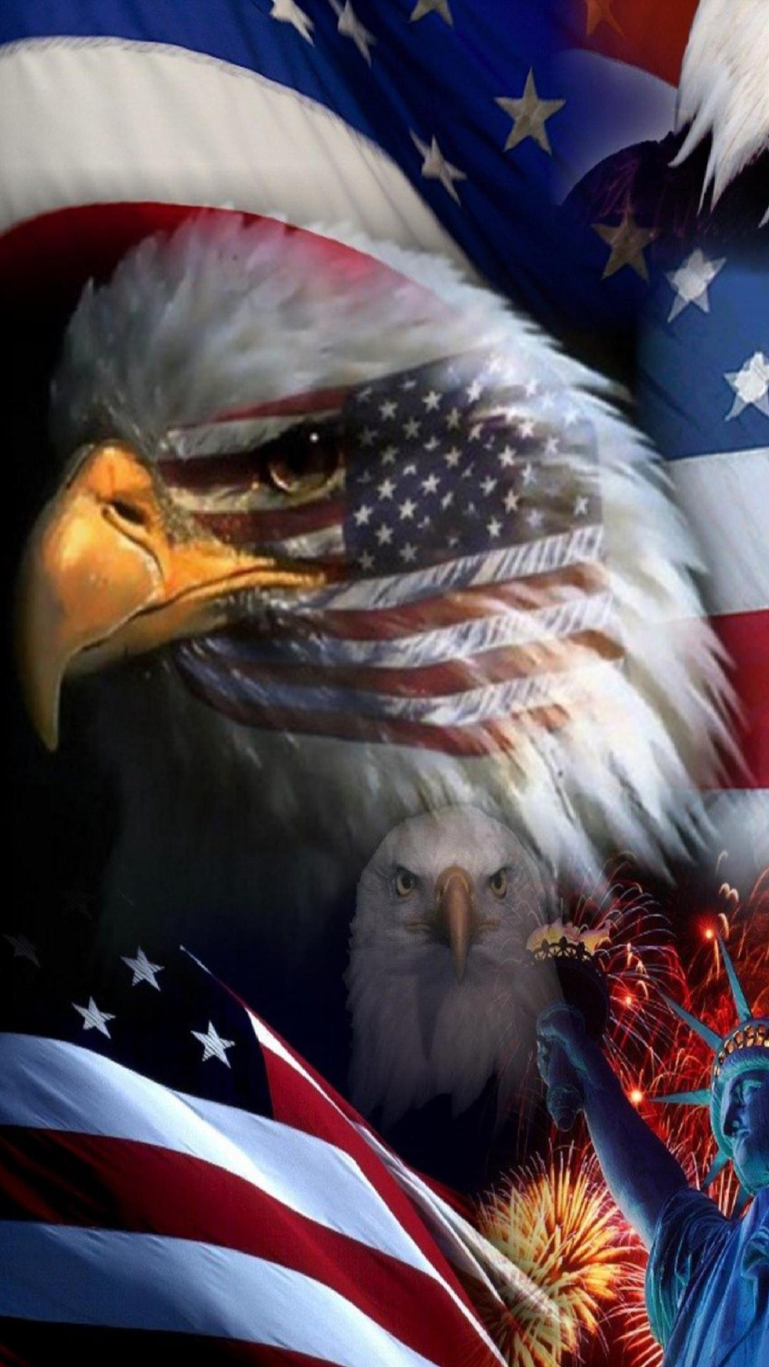 Patriotic Wallpapers and Screensavers (66+ images)