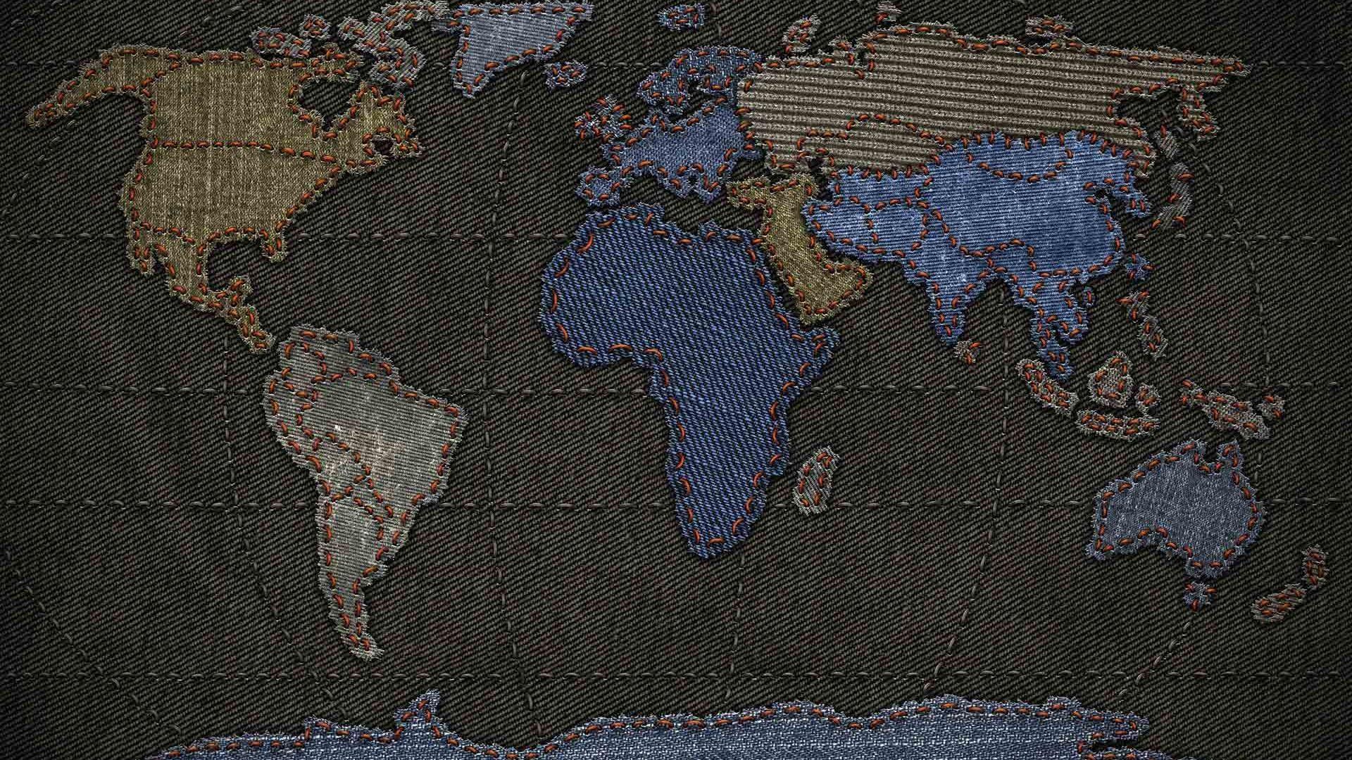 World Map Desktop Wallpaper (54+ images)