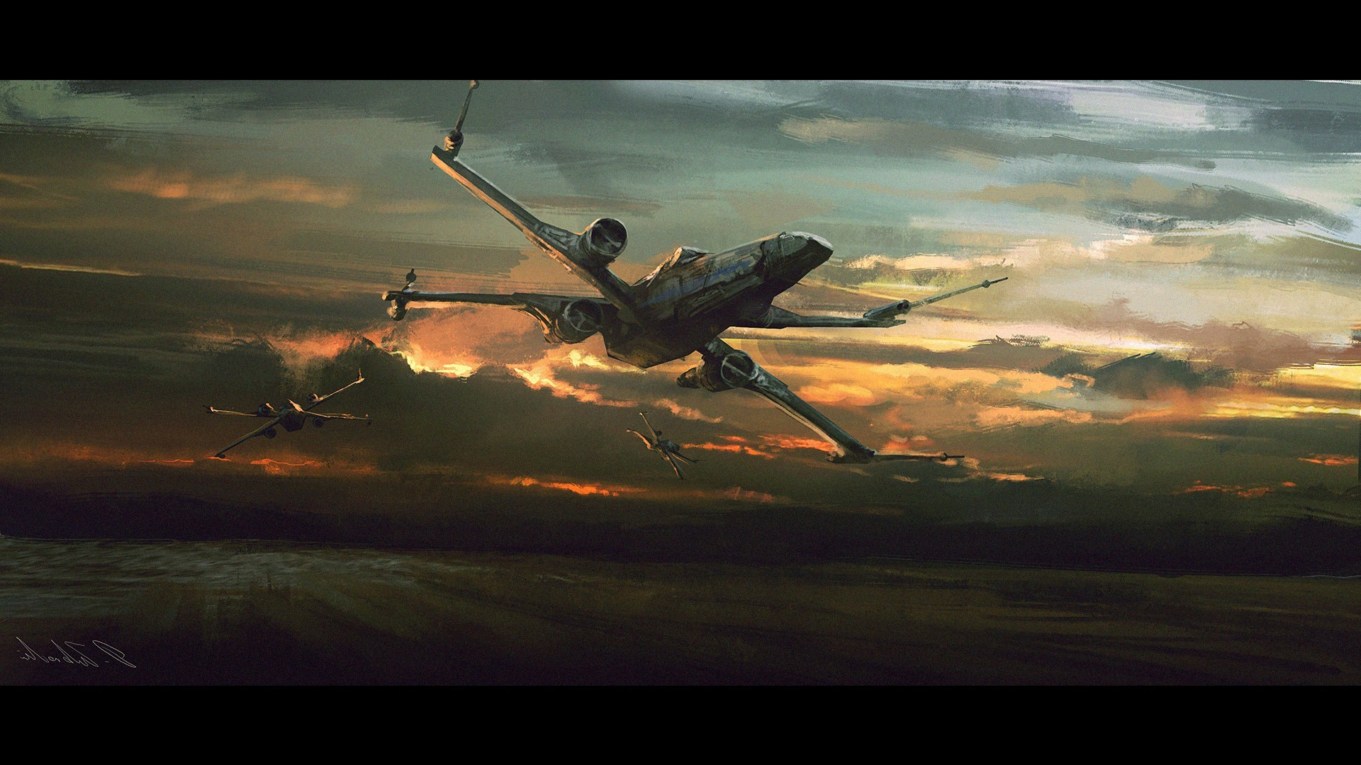 1920x1080 X Wing Wallpaper HD | HD Wallpapers | Pinterest | Wallpaper ...