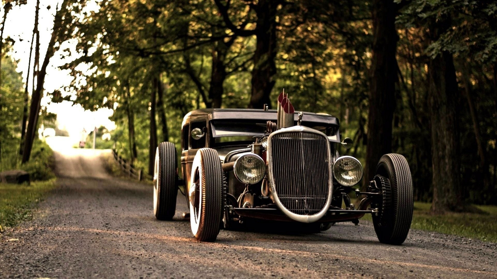 Rat Rod Wallpapers (66+ images)