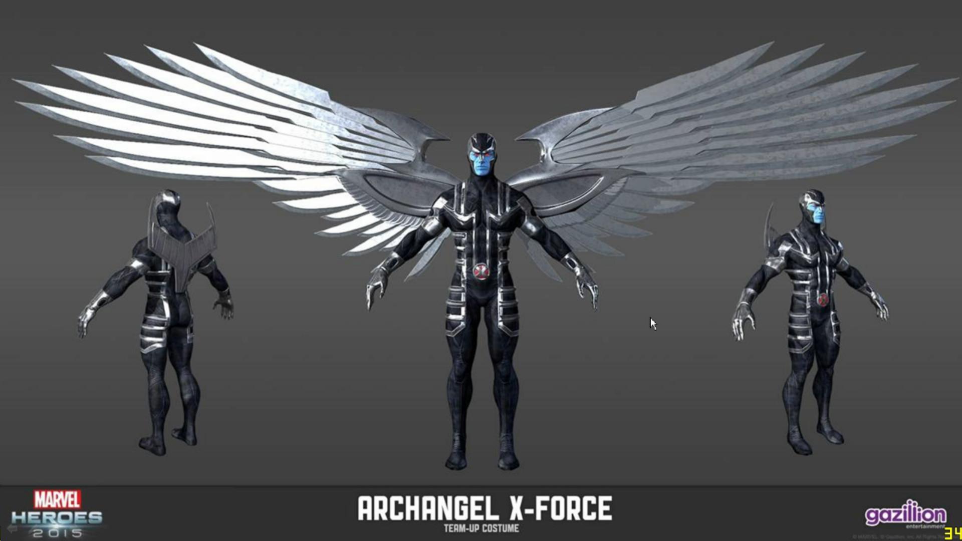 Must see Wallpaper Marvel Archangel - 386600  Graphic_93861.jpg