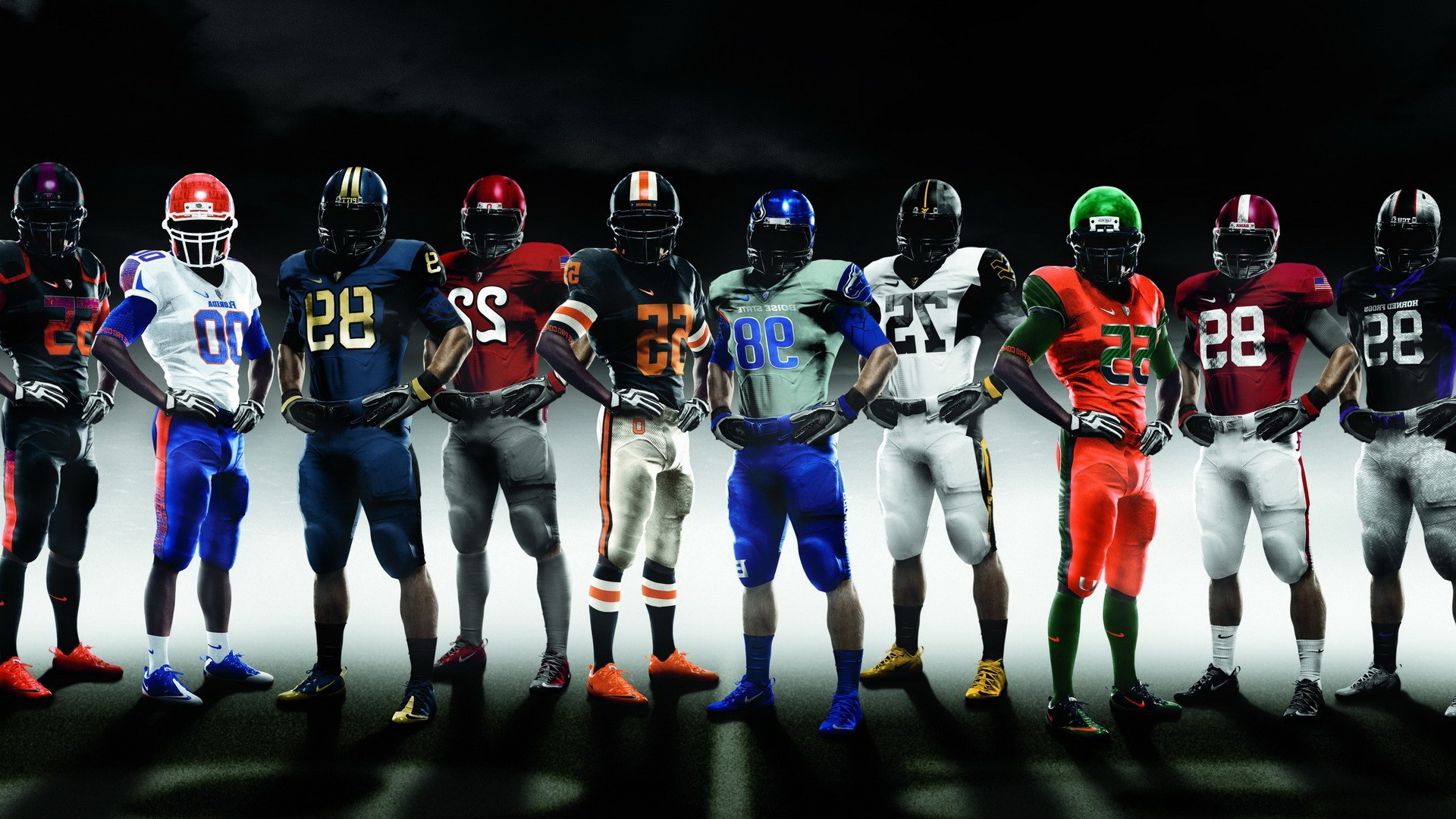 1920x1080 College Football Team Wallpapers Tags: college football teams