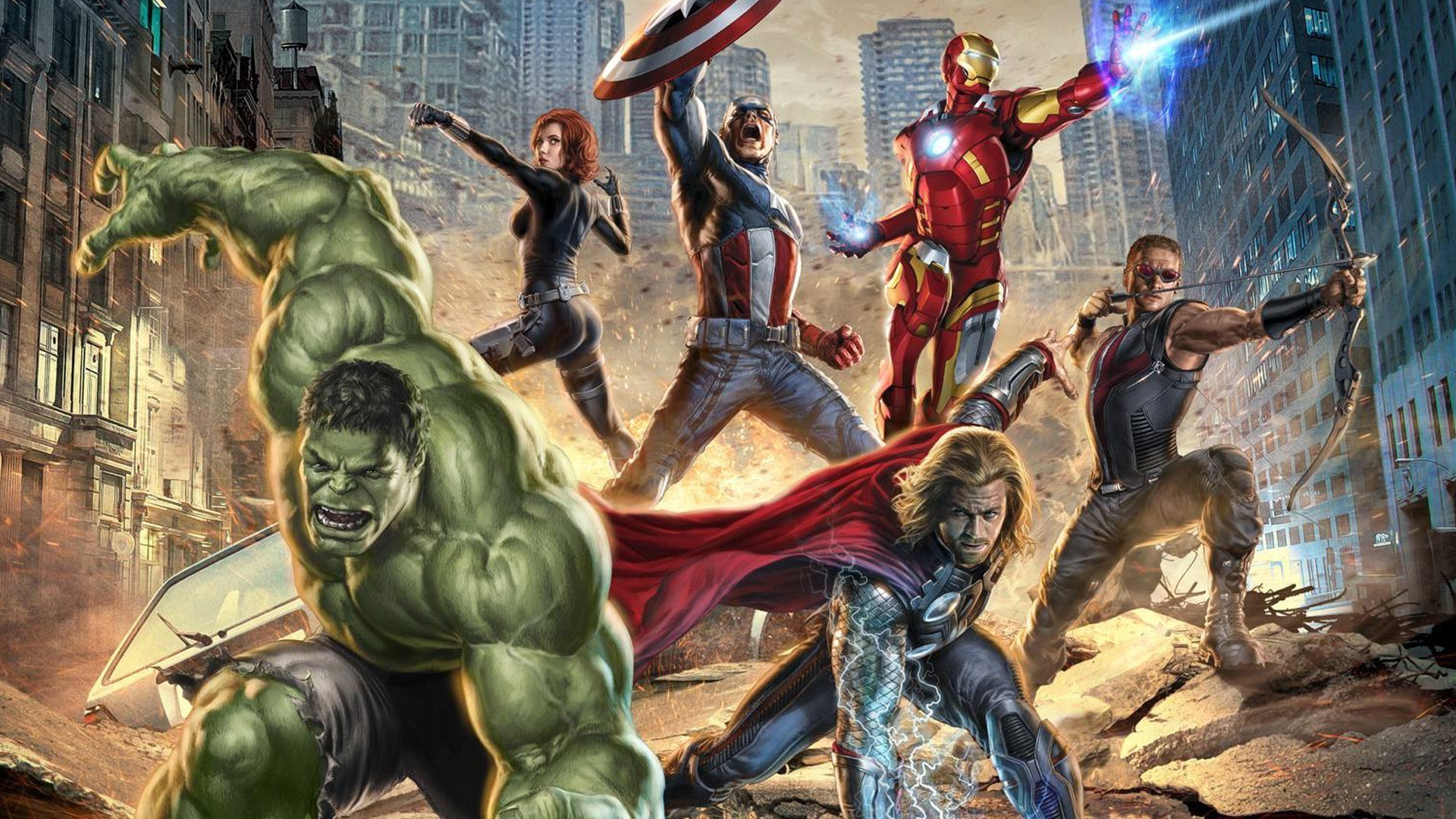 The Avengers  Bloody Hulk Smash Wallpaper  YouTube