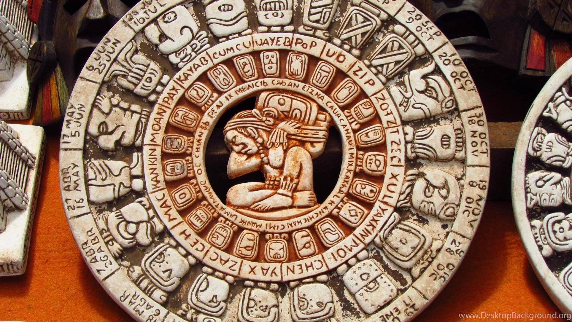 1920x1080 Civilization Maya Mayan Calendar Wallpapers