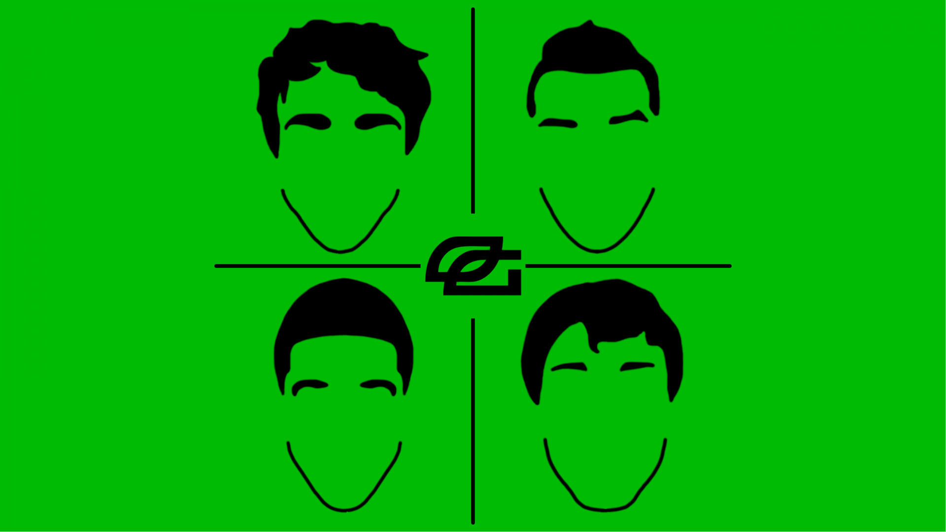 1920x1080 Optic gaming roster picture wallpaper.
