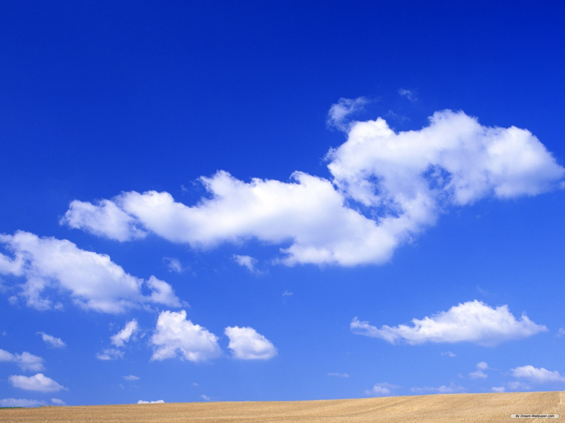 1920x1440 wallpaper - Blue Sky And White Cloud 2 wallpaper -  wallpaper .