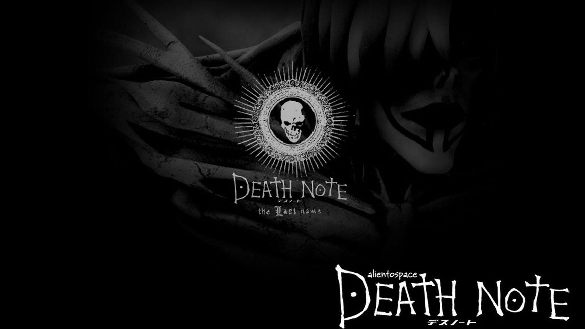 1920x1080 Mesmerizing Death Note Wallpaper Free Download PX ~ Death .