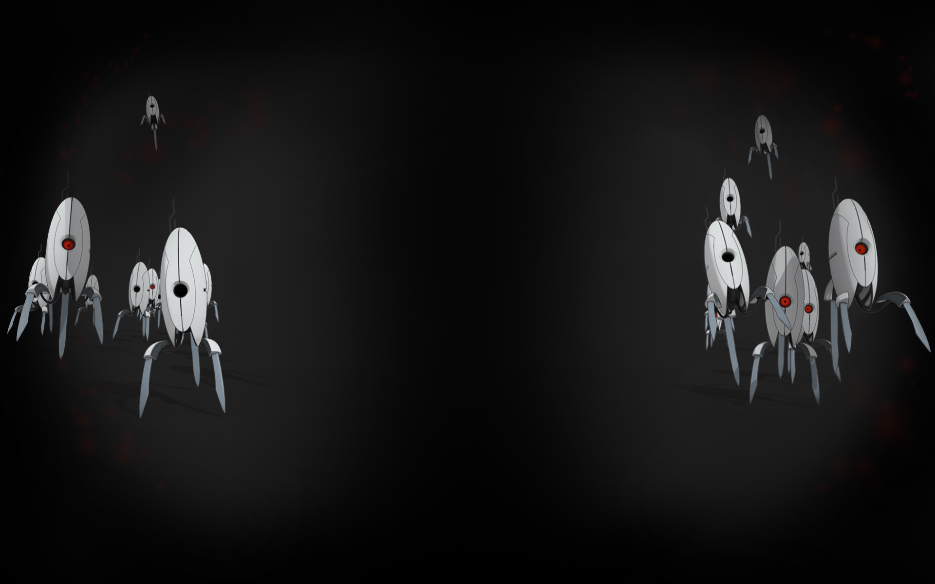1920x1200 Portal 2 Profile Background. View Full Size