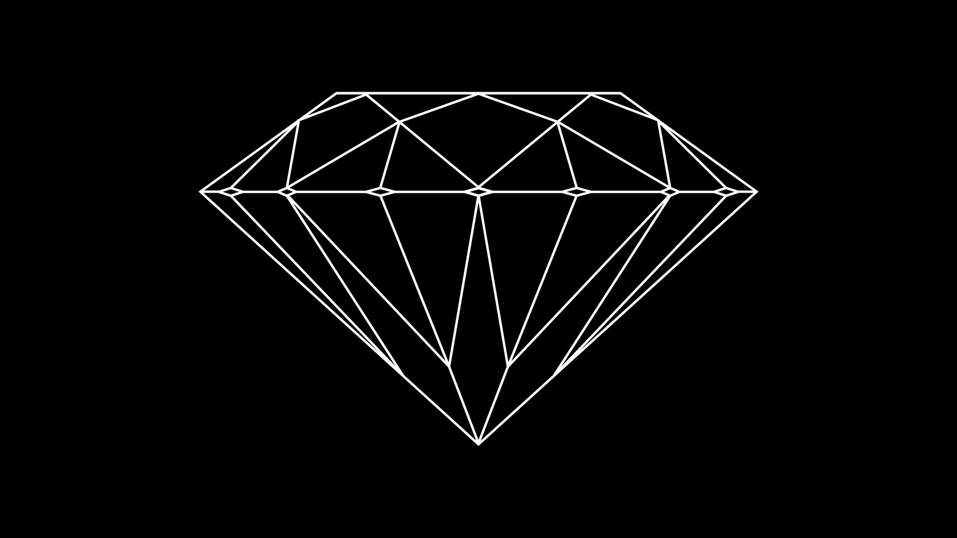 1920x1080 Diamond Wallpaper or Background | HD Wallpapers | Pinterest | Diamond  wallpaper and Wallpaper