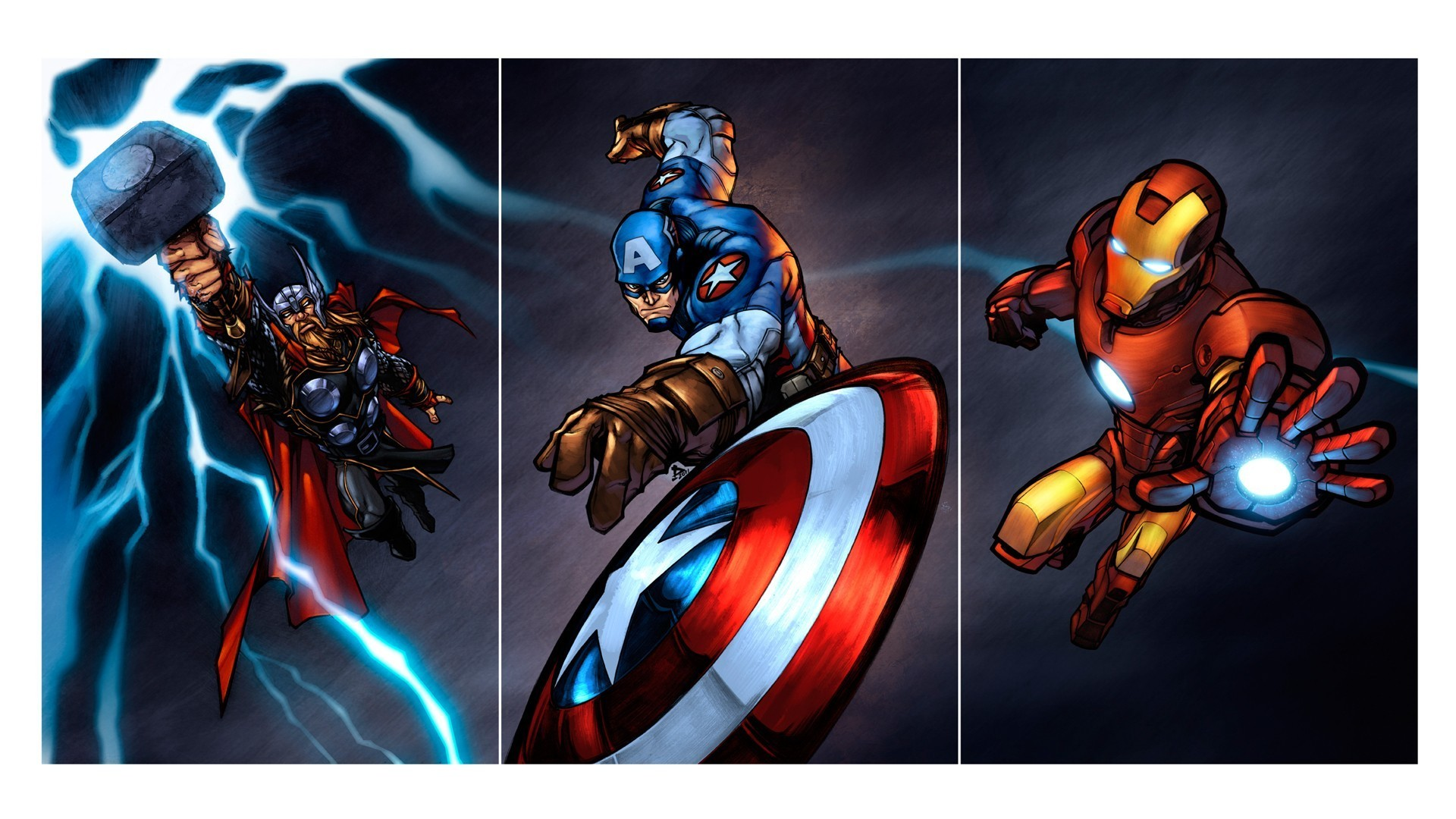 marvel avengers alliance how to get free heroes