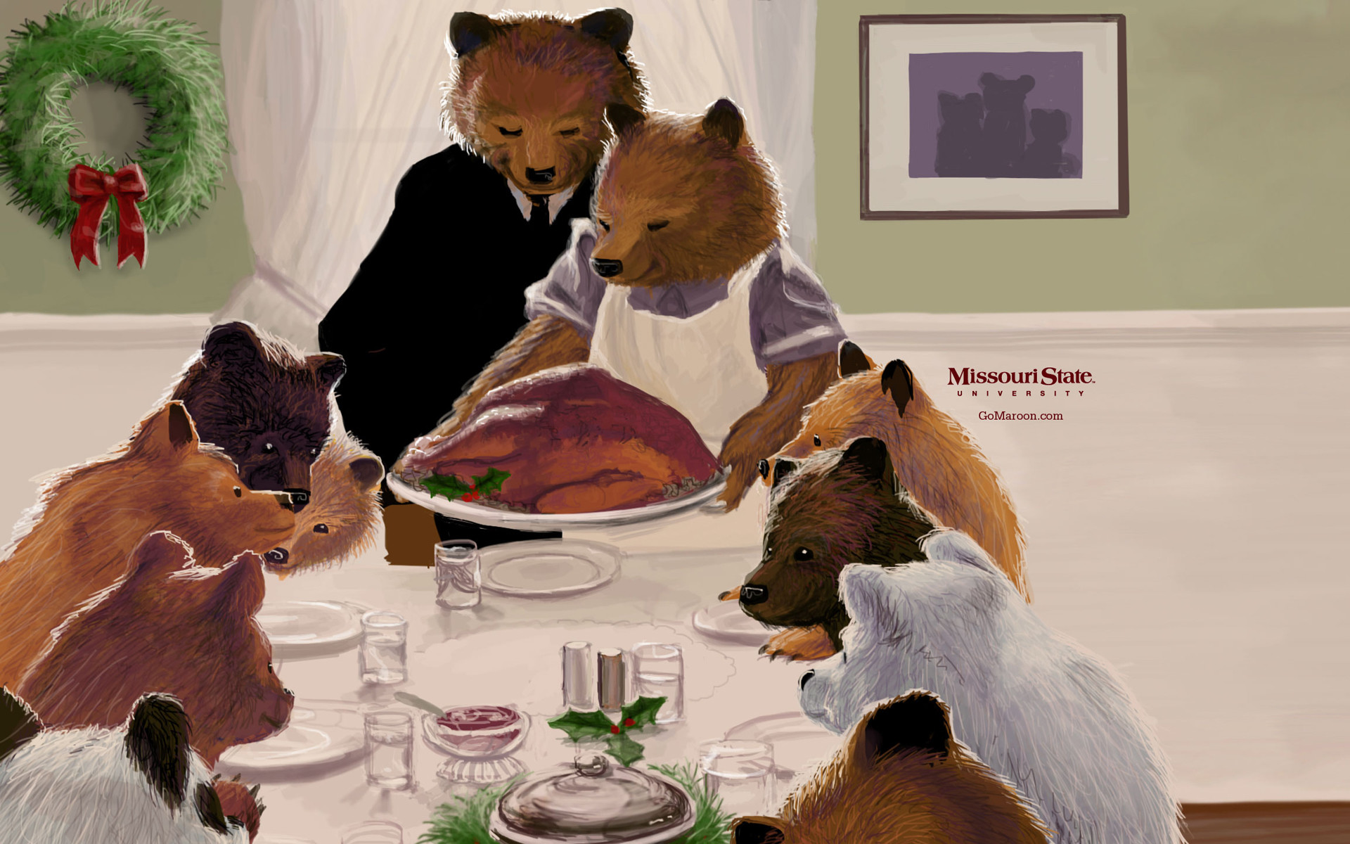 Norman Rockwell Thanksgiving Wallpaper (29+ images)