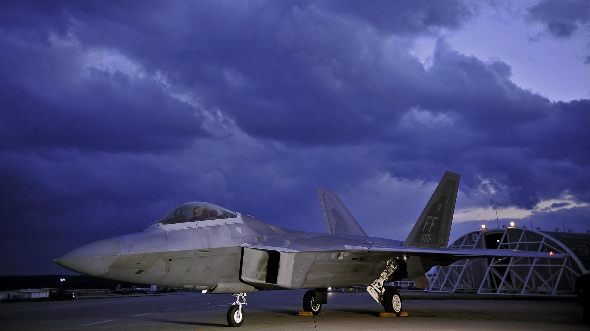 1920x1080 Lockheed Martin F-22 Raptor desktop wallpapers HD