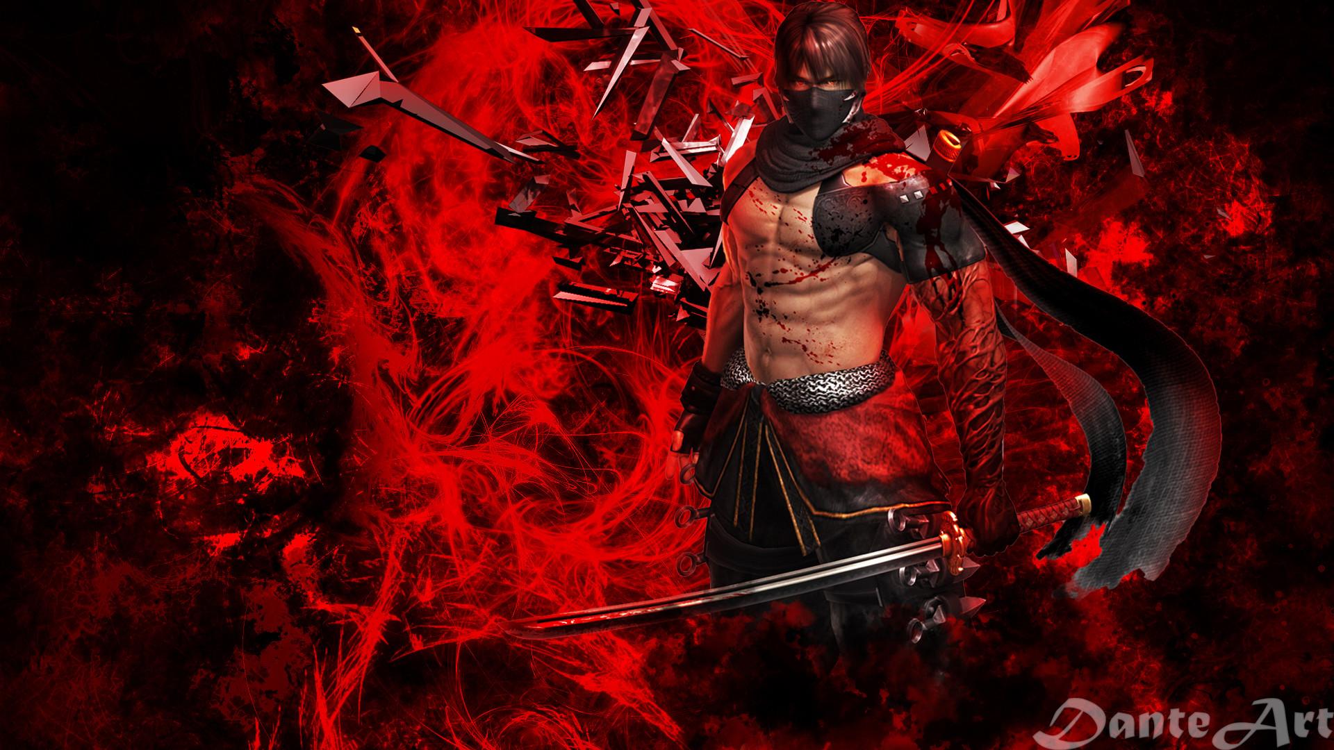 Ninja gaiden wallpaper hd 70 images - Ninja anime wallpaper ...