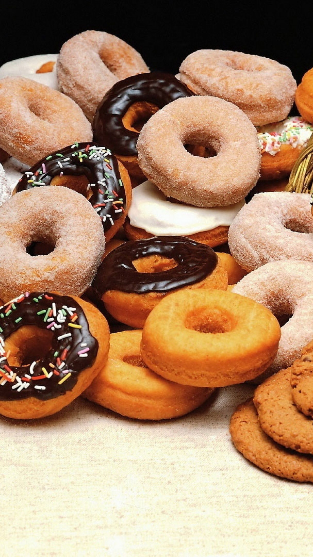 Donuts Wallpapers (67+ images)