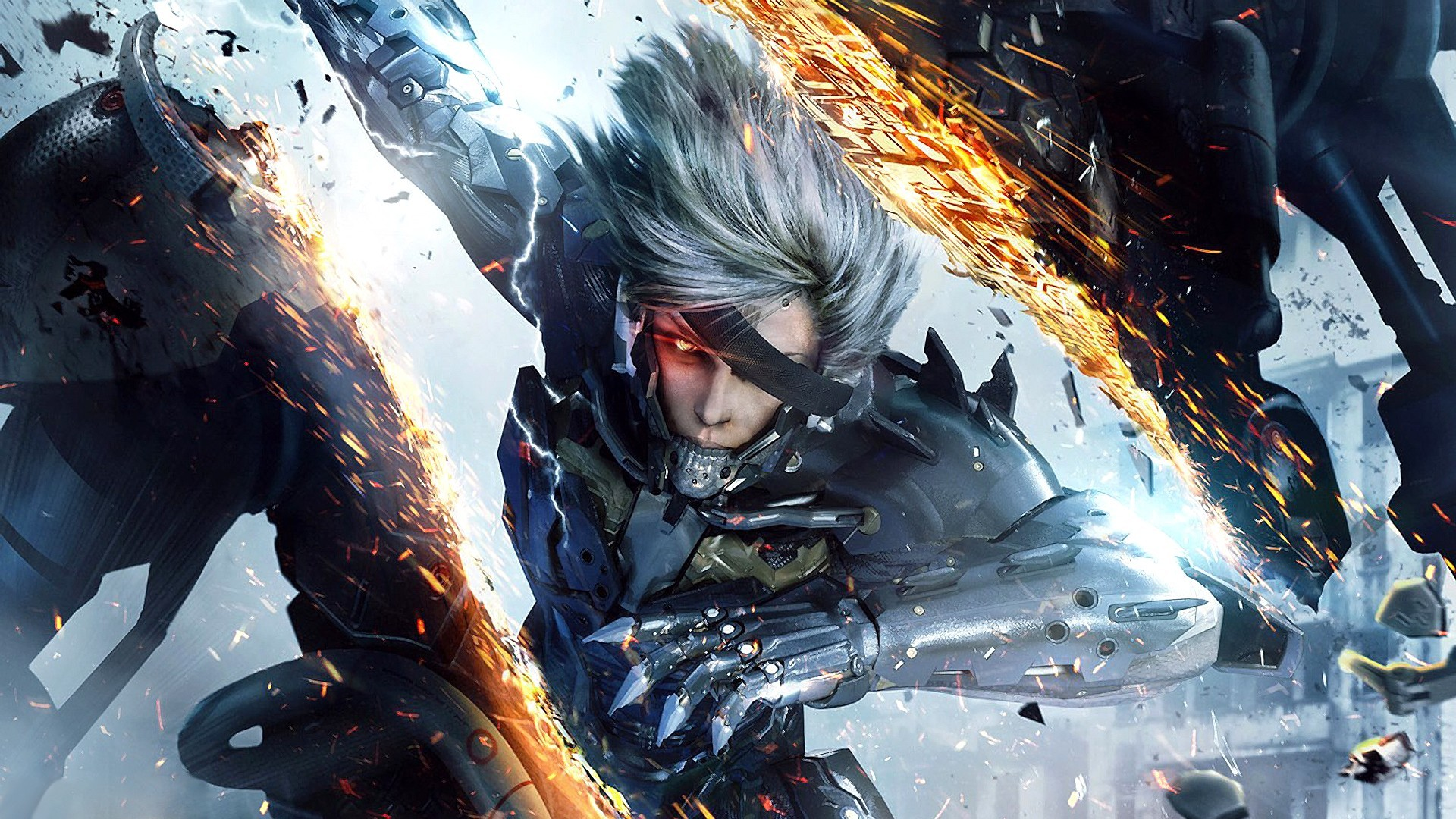 Metal Gear Solid Rising Wallpapers 77 Images