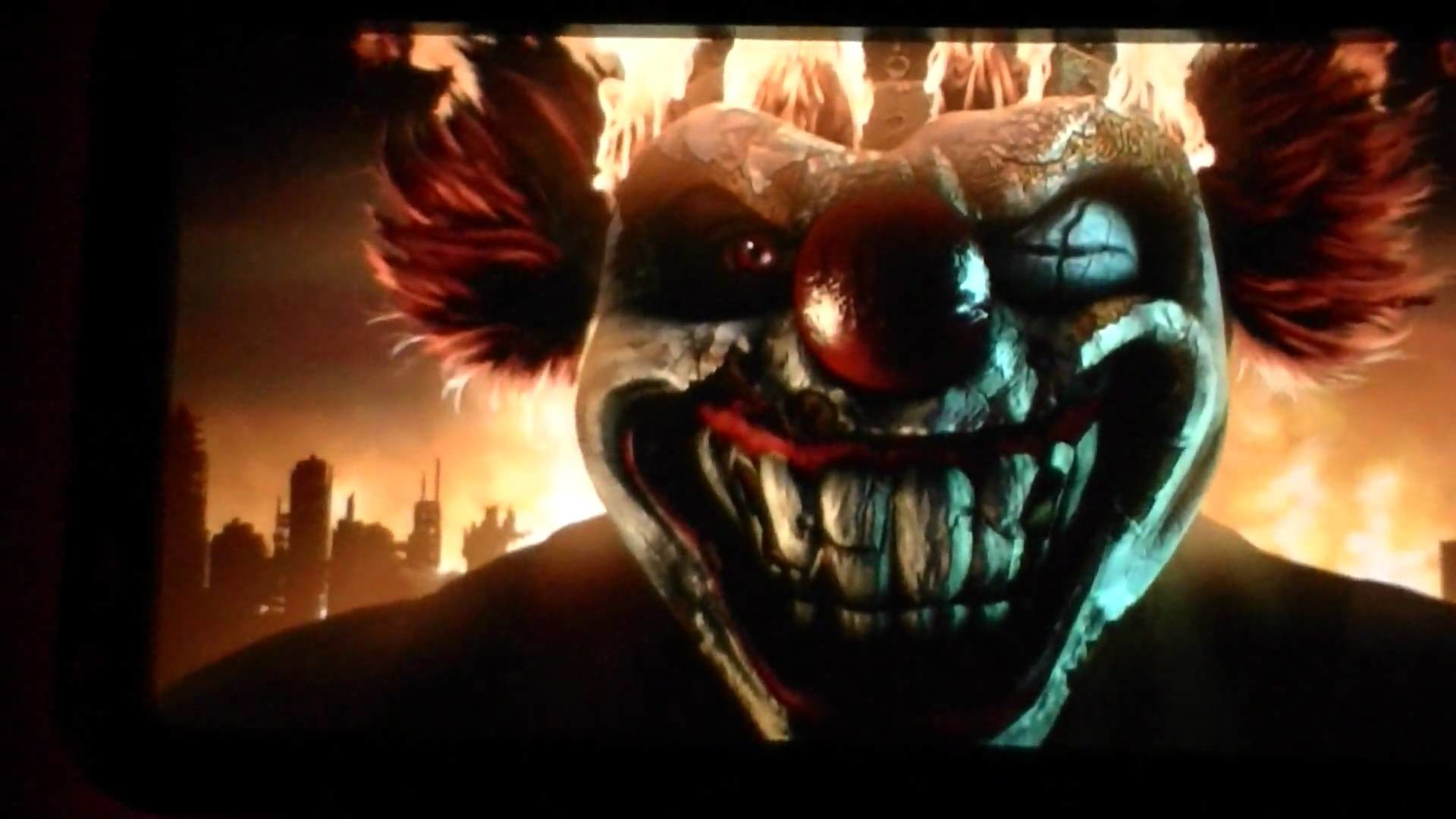 Twisted metal sweet tooth wallpaper 71 images - Sweet tooth wallpaper twisted metal ...