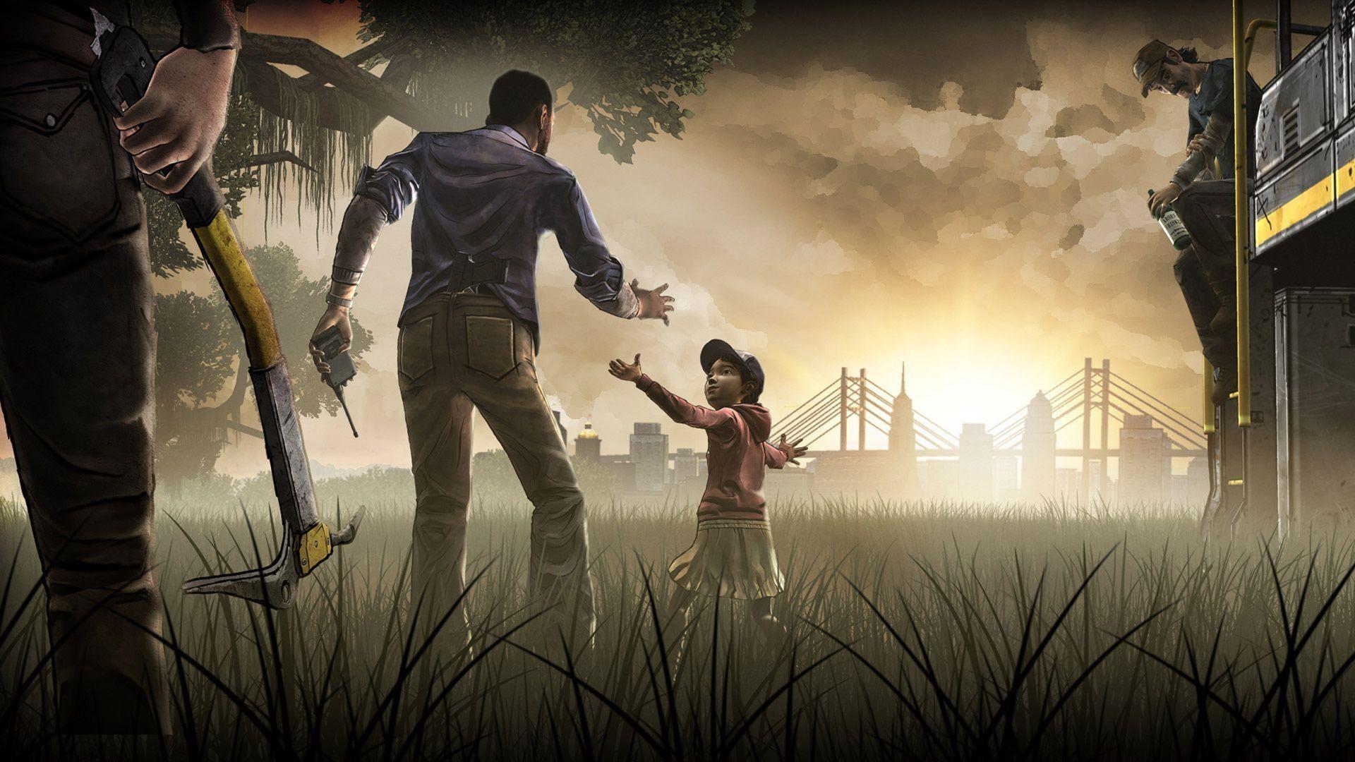 the walking dead season 1 game download full