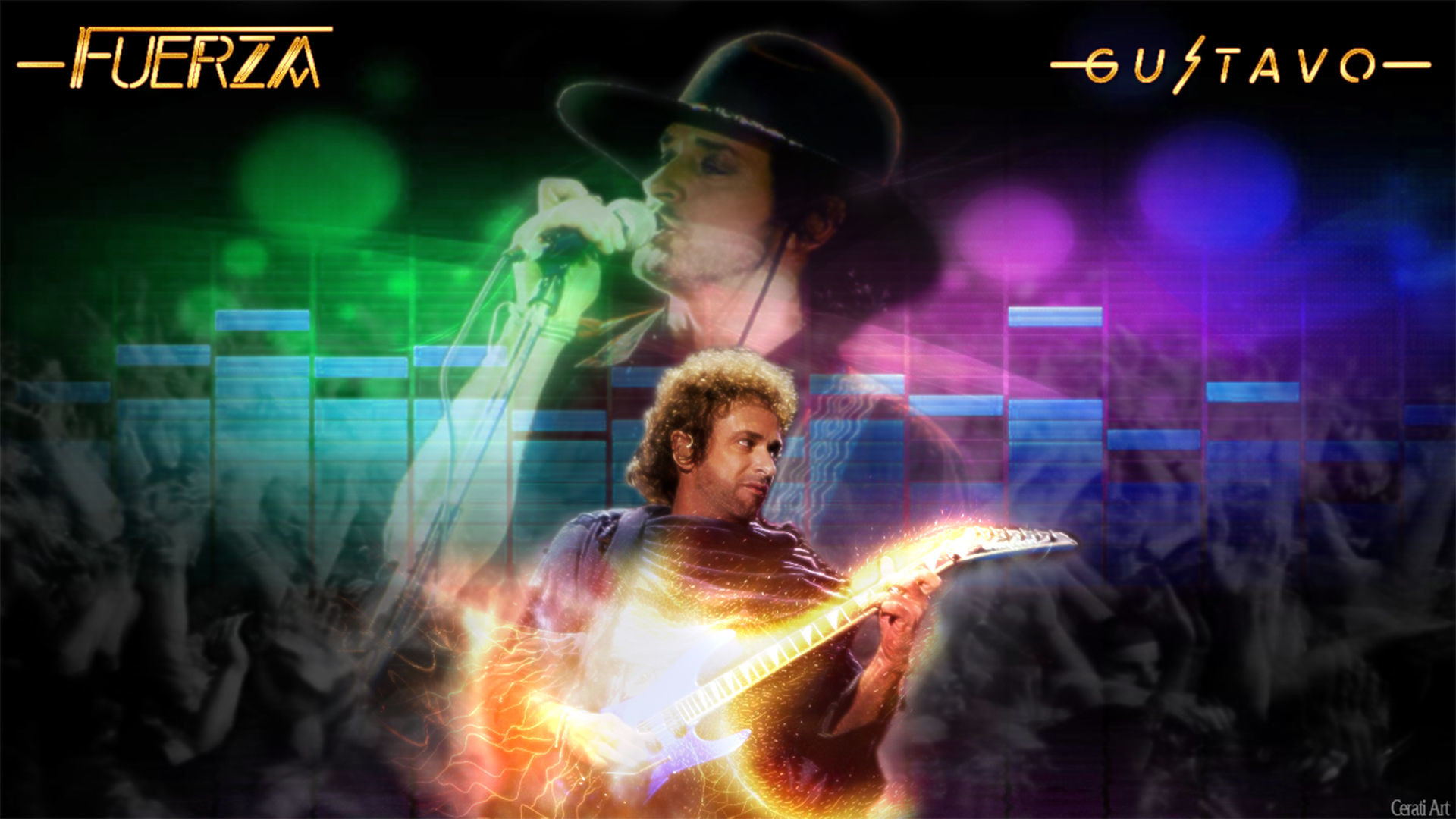 Soda Stereo Wallpapers 69 Images