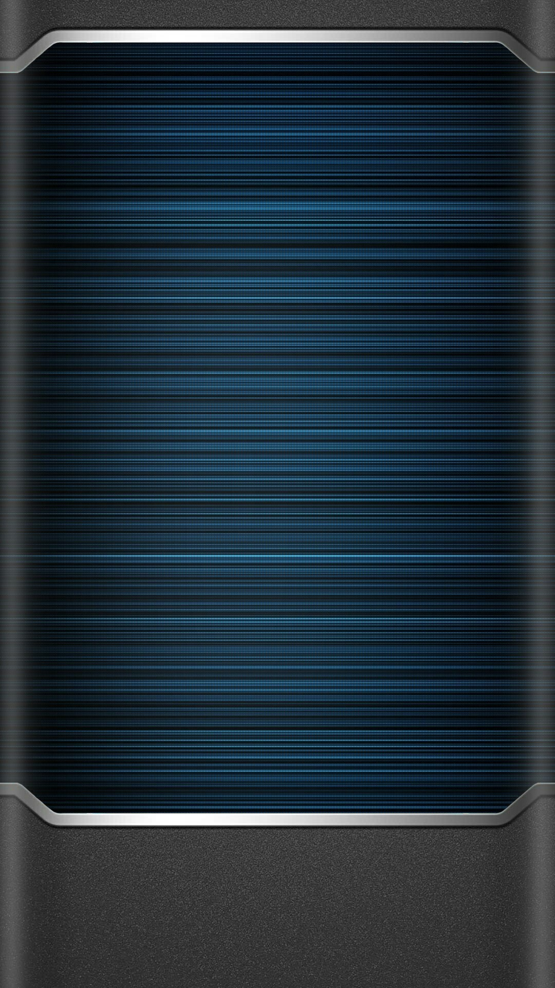 1080x1920 Black Blue and Grey Stripes Wallpaper