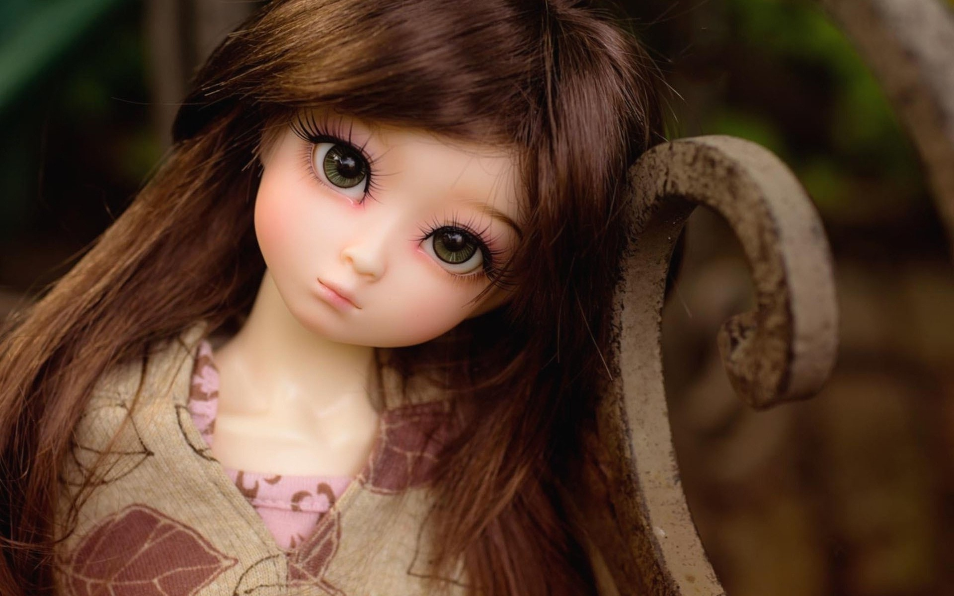 1920x1200 Pretty and innocent most beautiful doll wallpapers