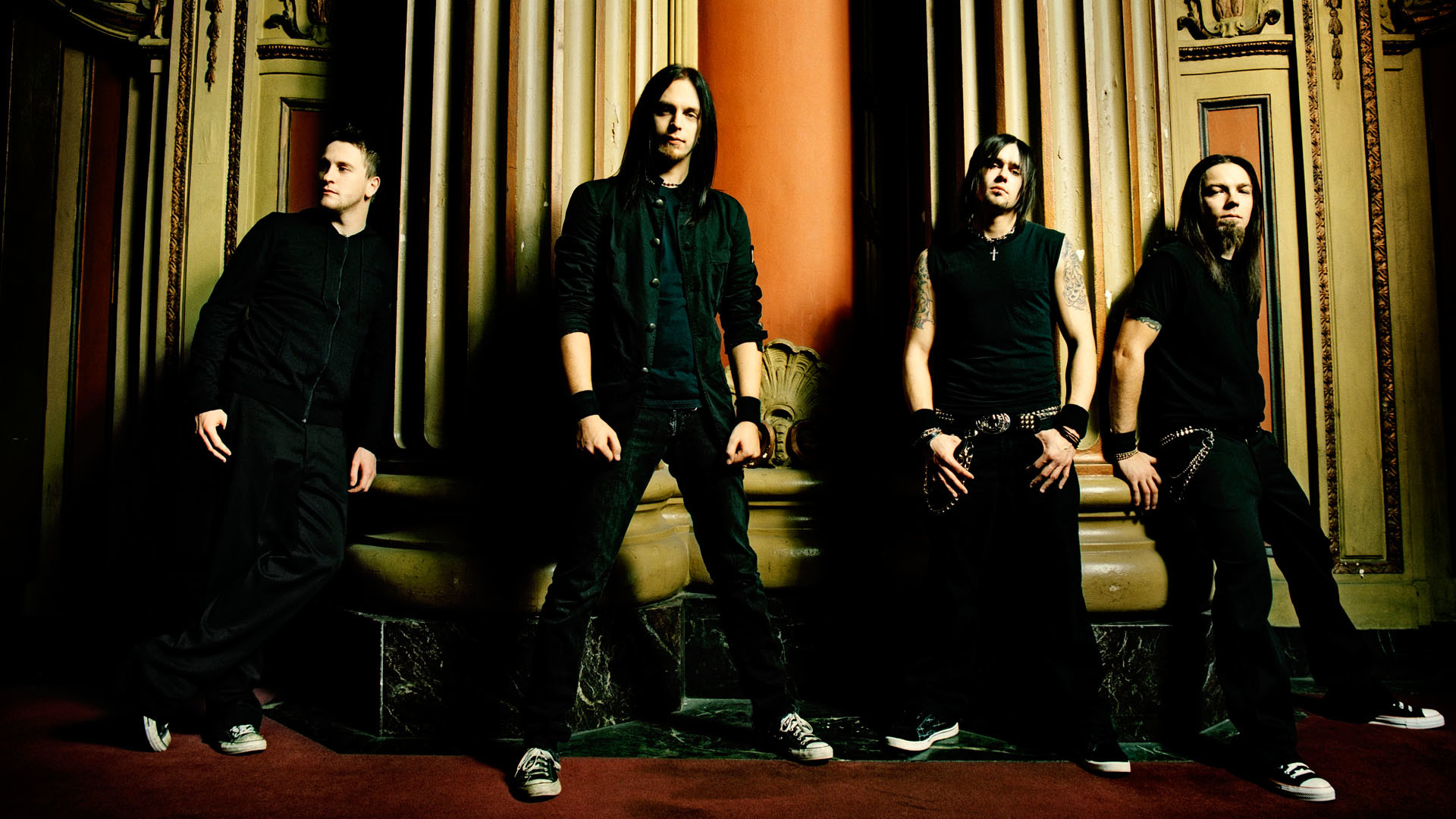 Bullet For My Valentine Room  Free Download