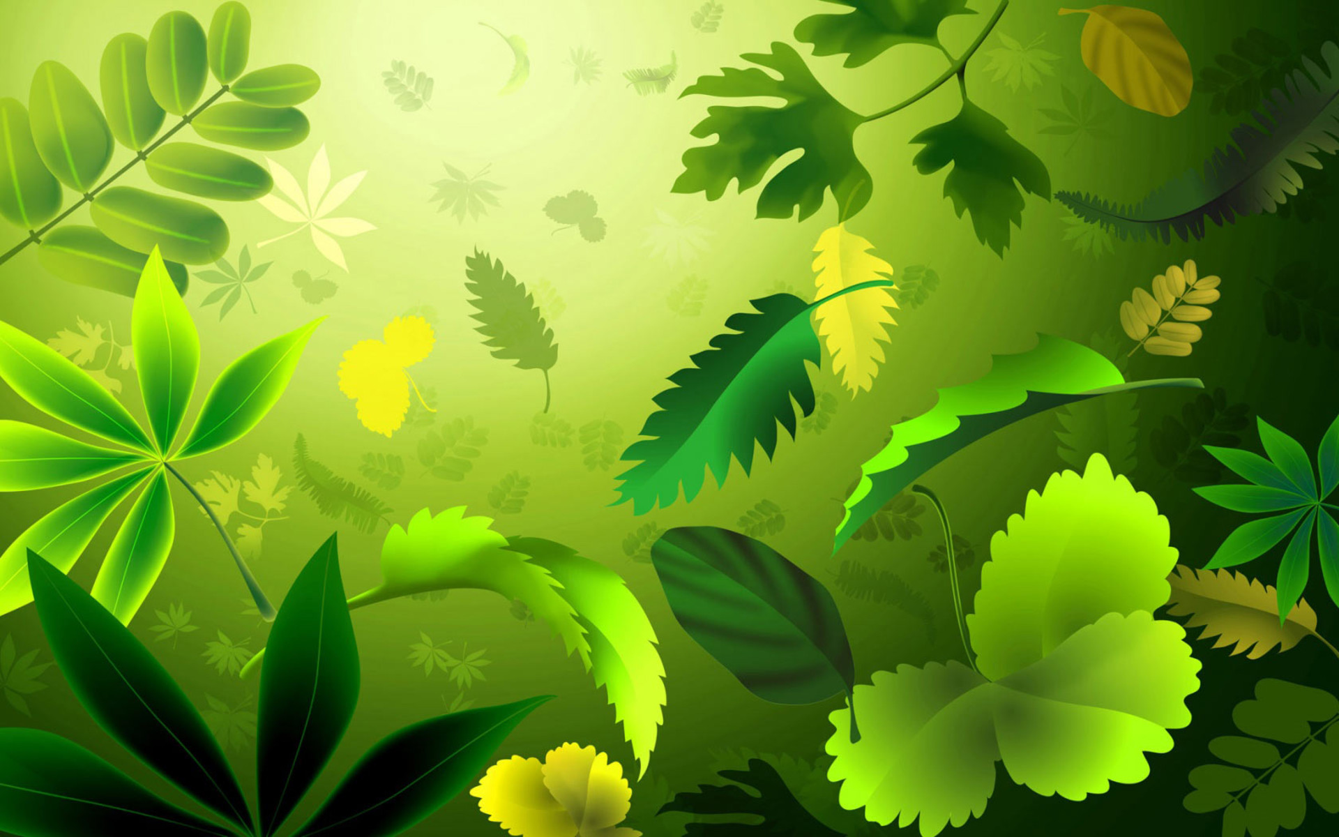 1920x1200 Jungle background clipart kid