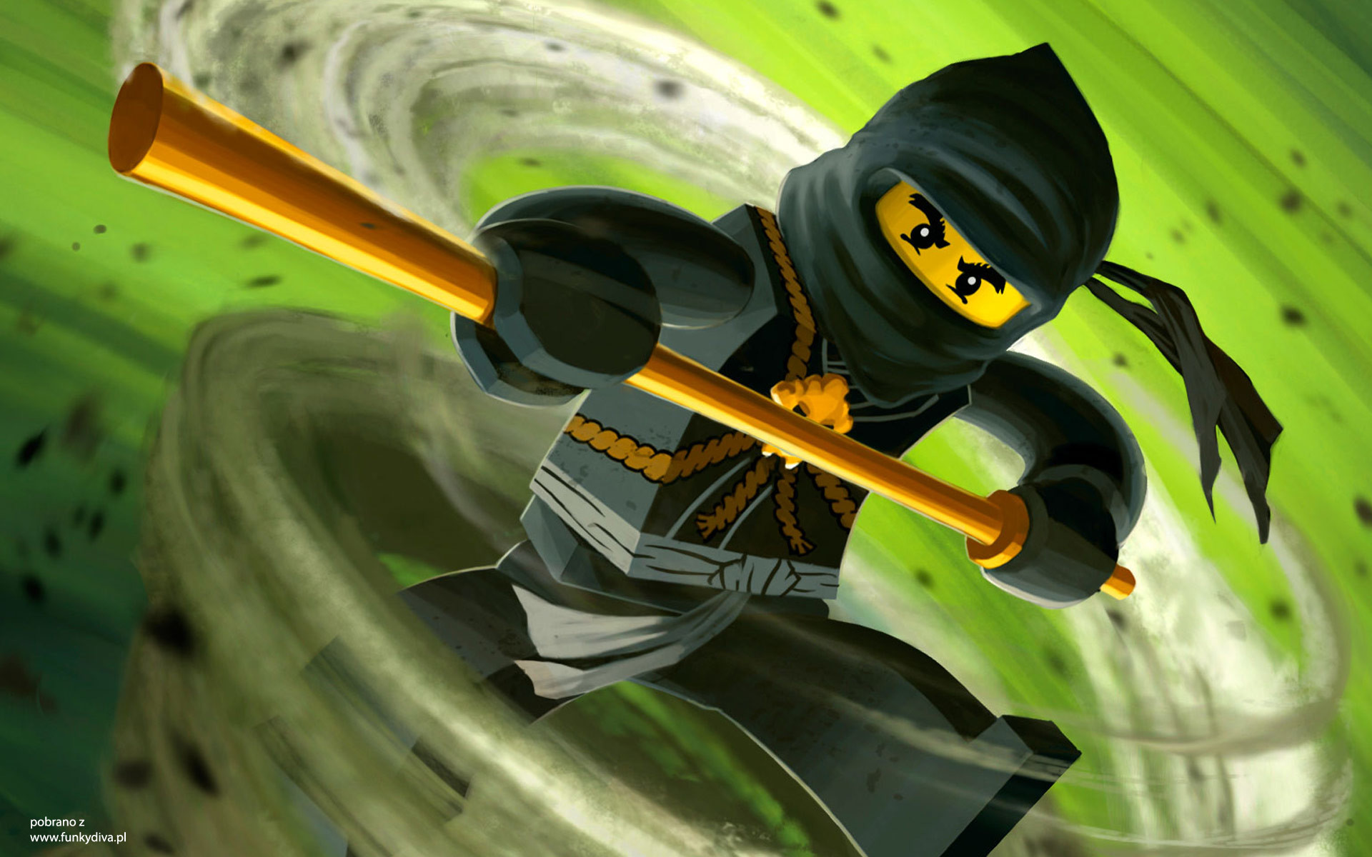 1920x1200 Ninjago HD Wallpaper