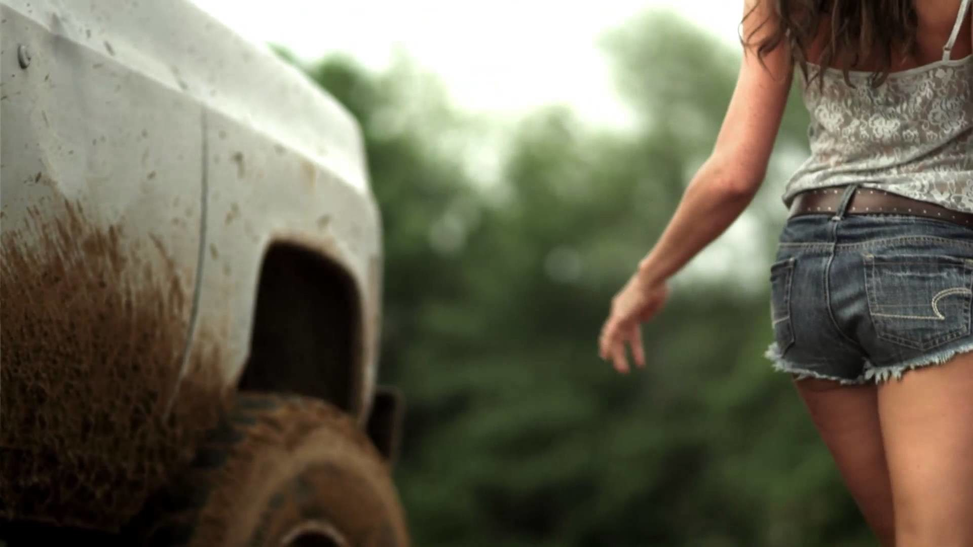 Country Girls And Trucks Wallpaper 46 Images
