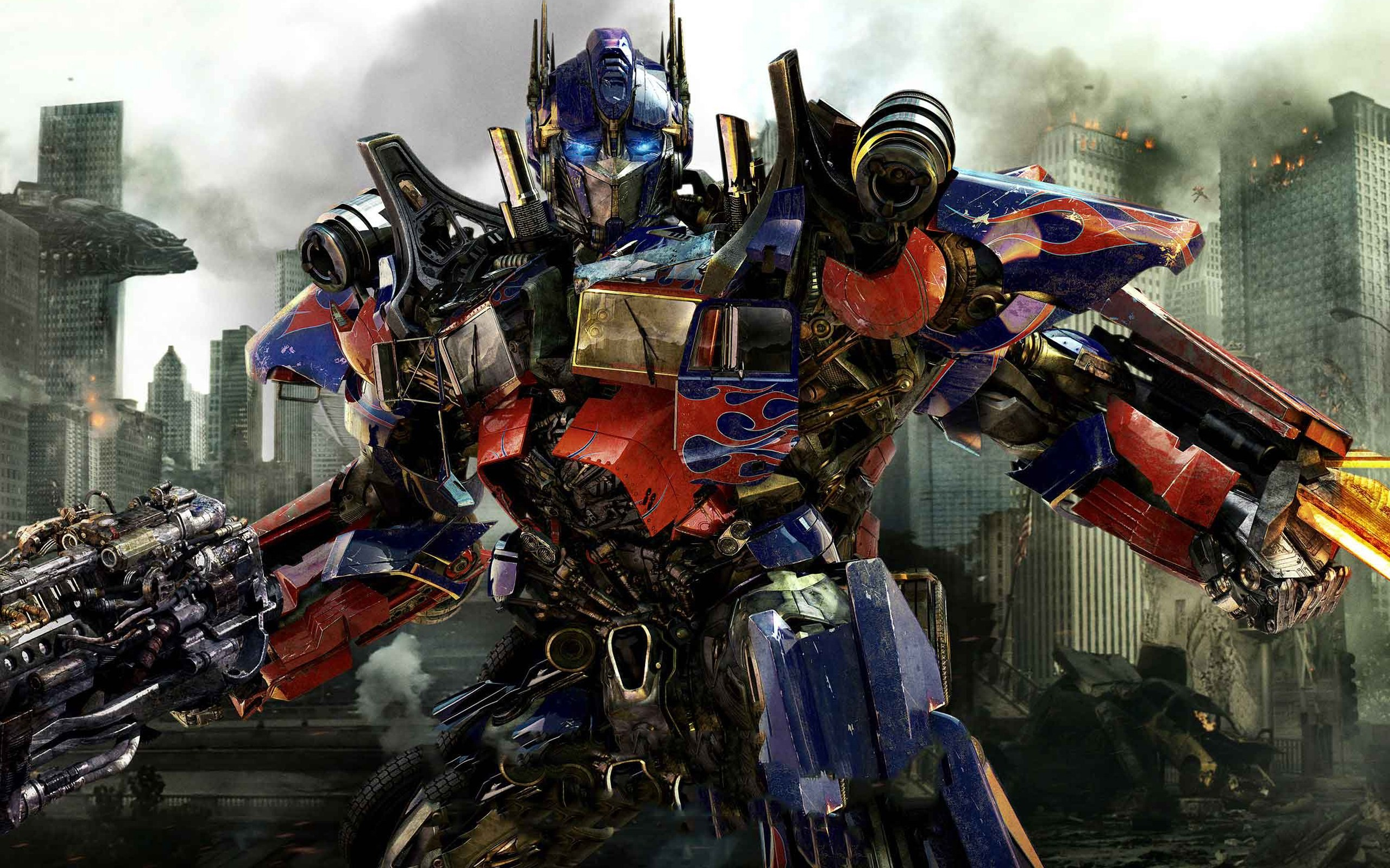 2560x1600 Optimus Prime in Transformers Wallpapers HD Wallpapers 2560×1600