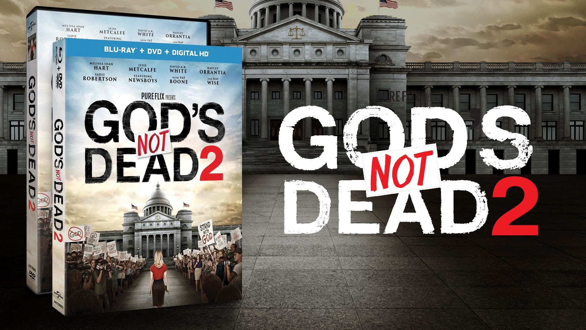 1920x1080 God's Not Dead 2: Available Now On Blu-ray/DVD