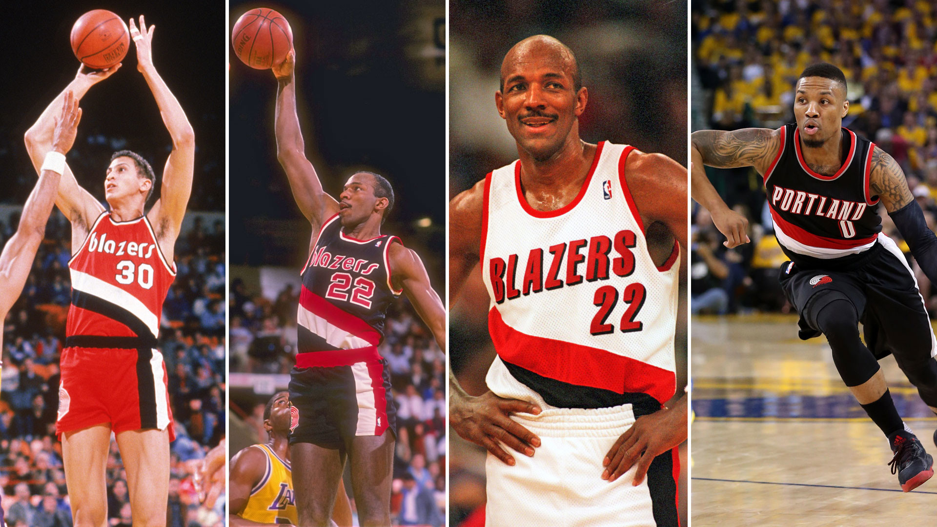 1920x1080 Portland Trail Blazers will get new uniforms and a new logo in 2017 | NBA |  Sporting News
