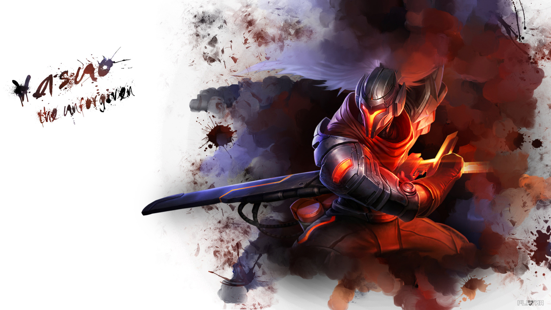 Project Yasuo Wallpaper HD (82+ images)