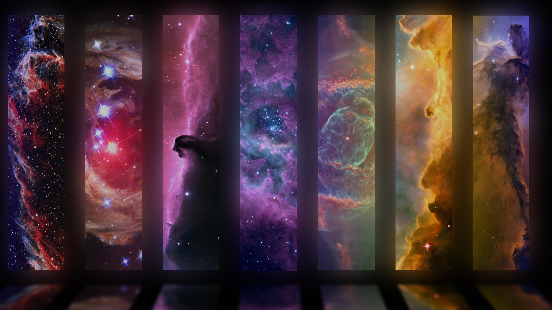 1920x1080 Outer Space Portraits HD Wallpaper. « »