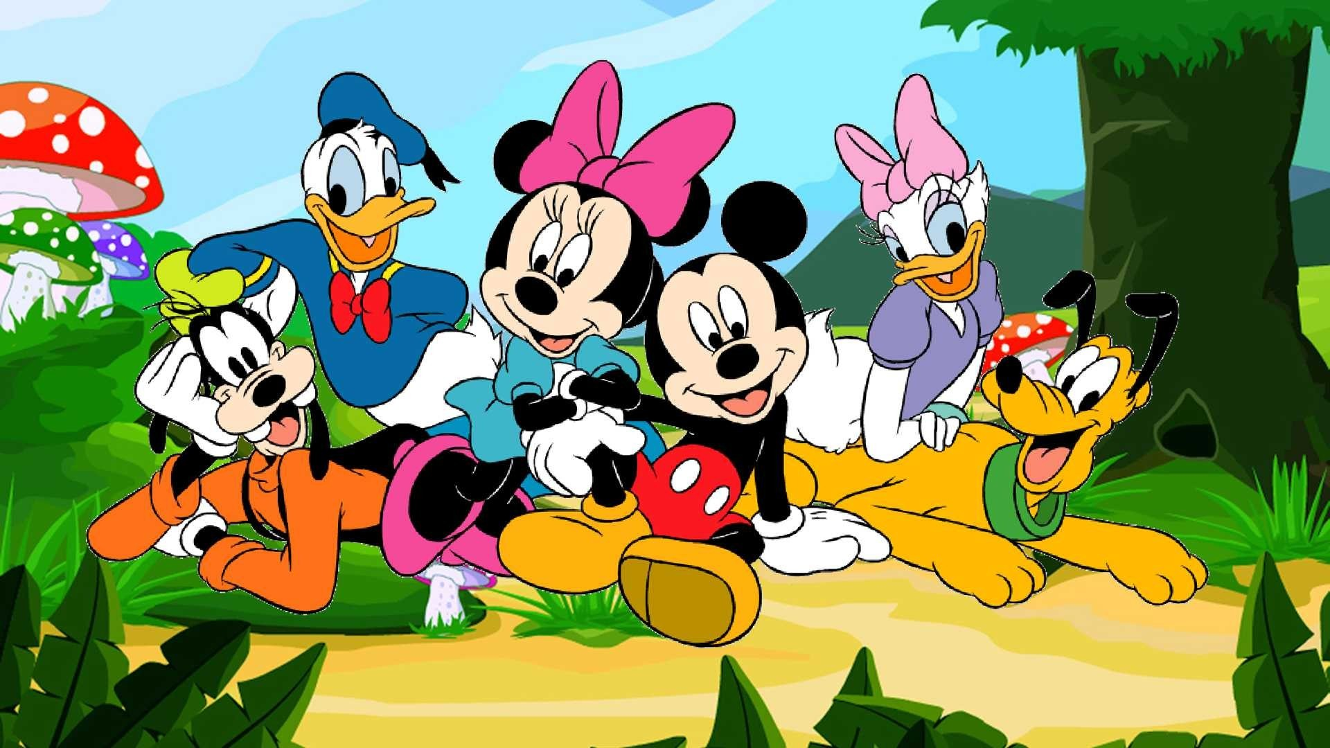 Cartoon Characters Wallpaper 75 Images