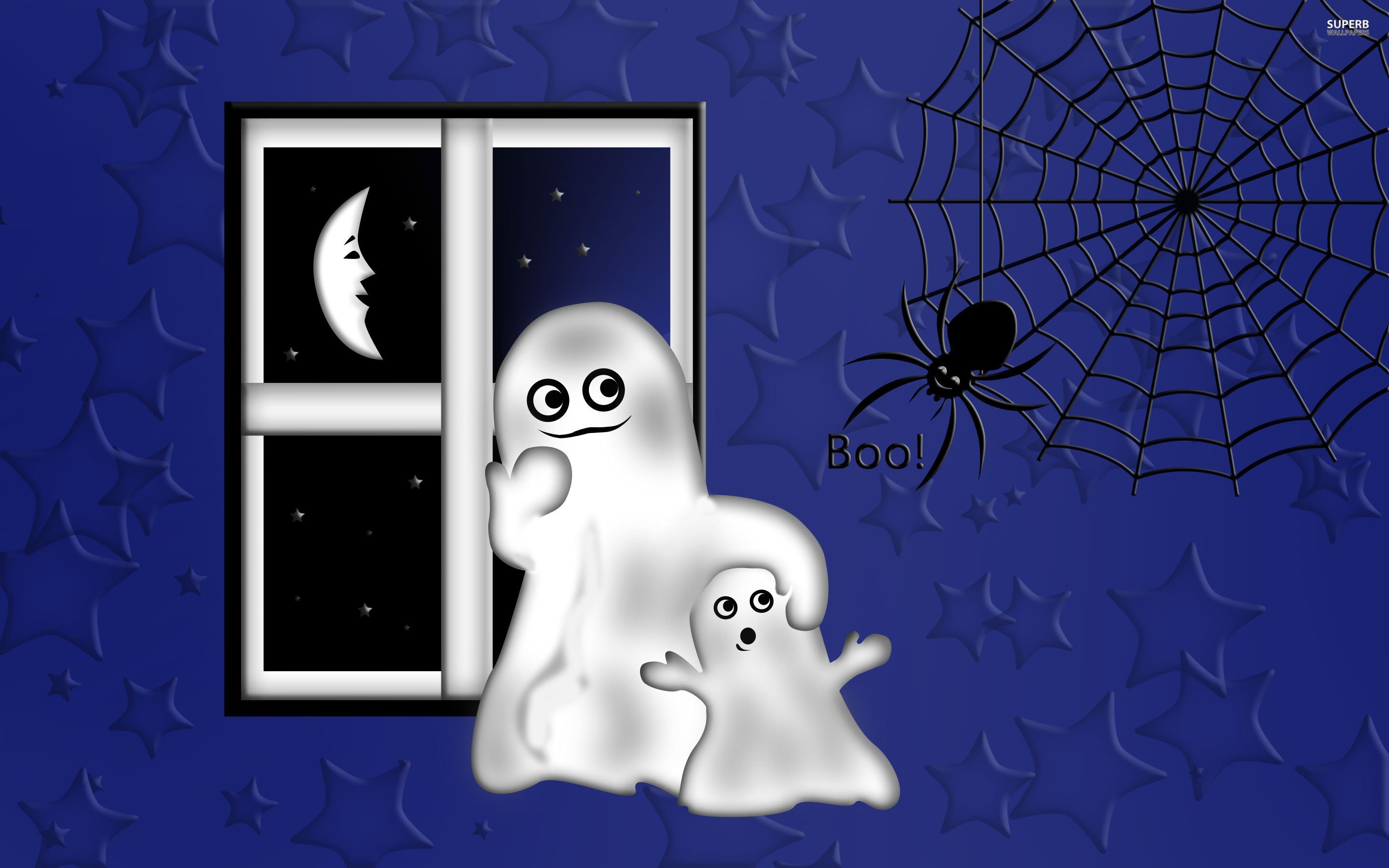Cute Ghost Wallpaper (67+ images)