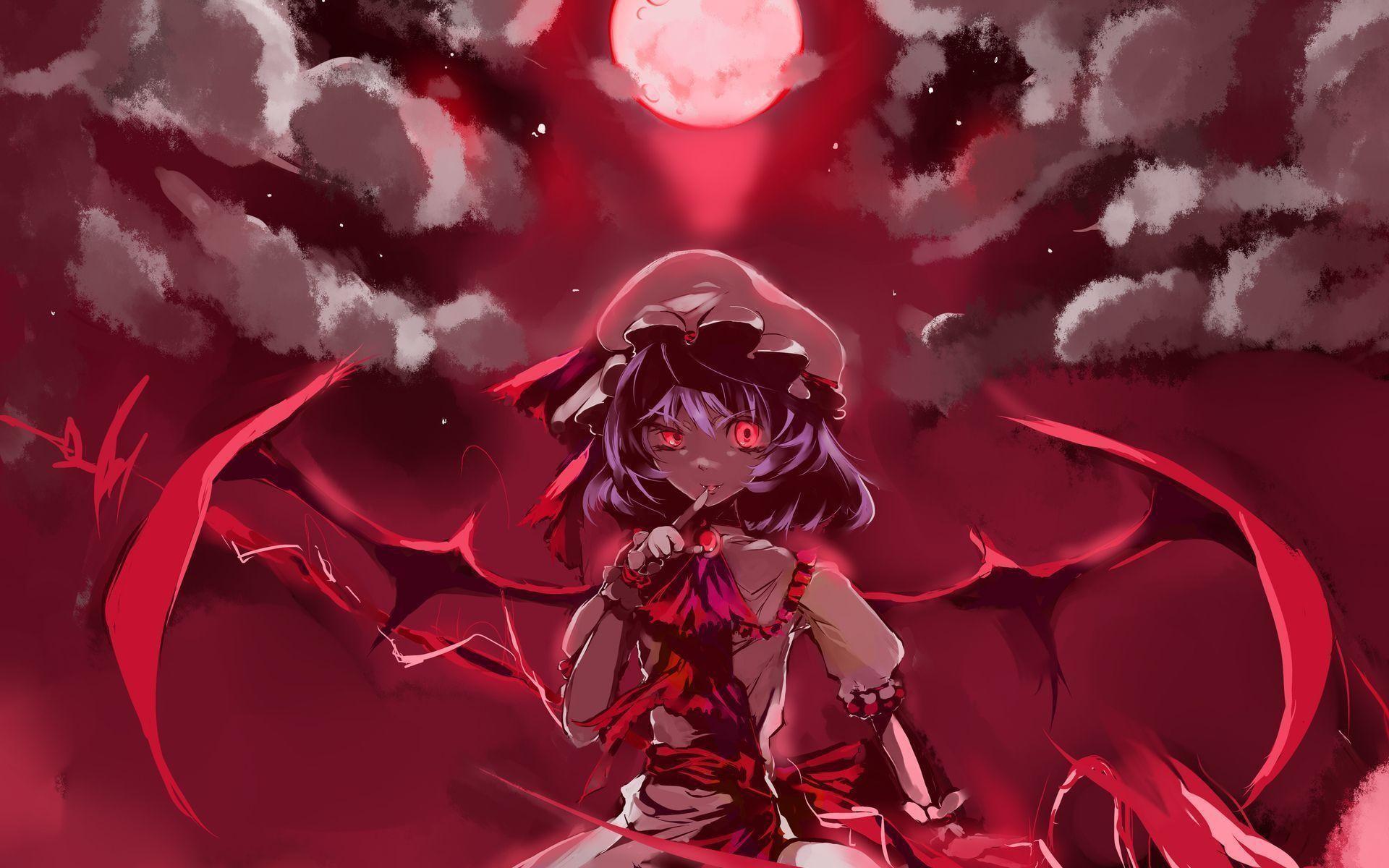 Anime Vampire Girl Wallpaper 70 Images