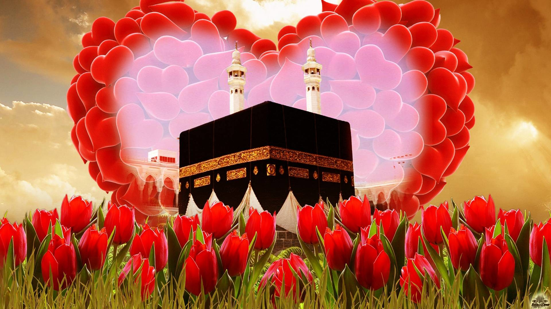 Mecca HD Wallpaper (70+ images)Very Good 3d Islamic Wallpapers Collection