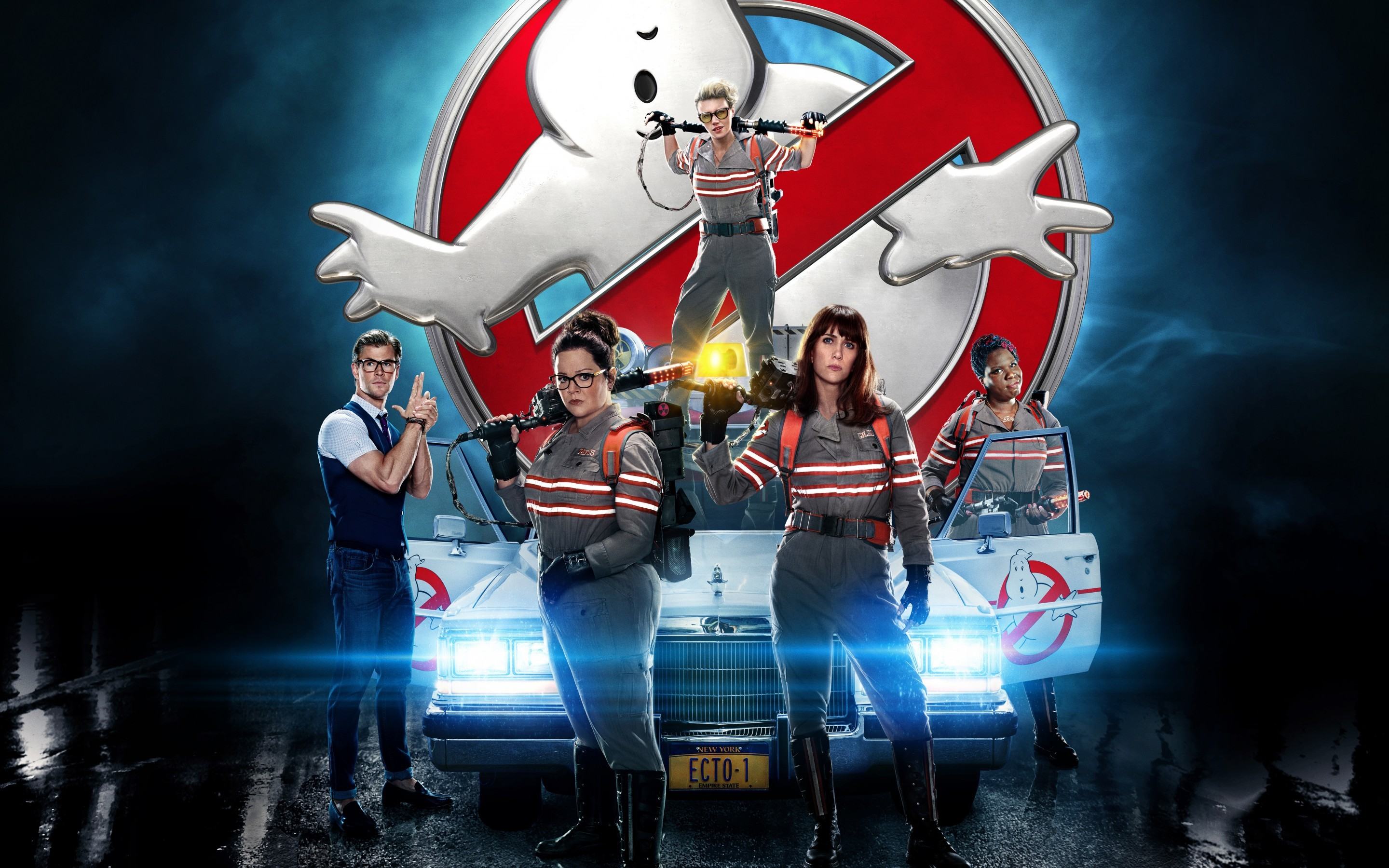 2880x1800 Movies / Ghostbusters Wallpaper