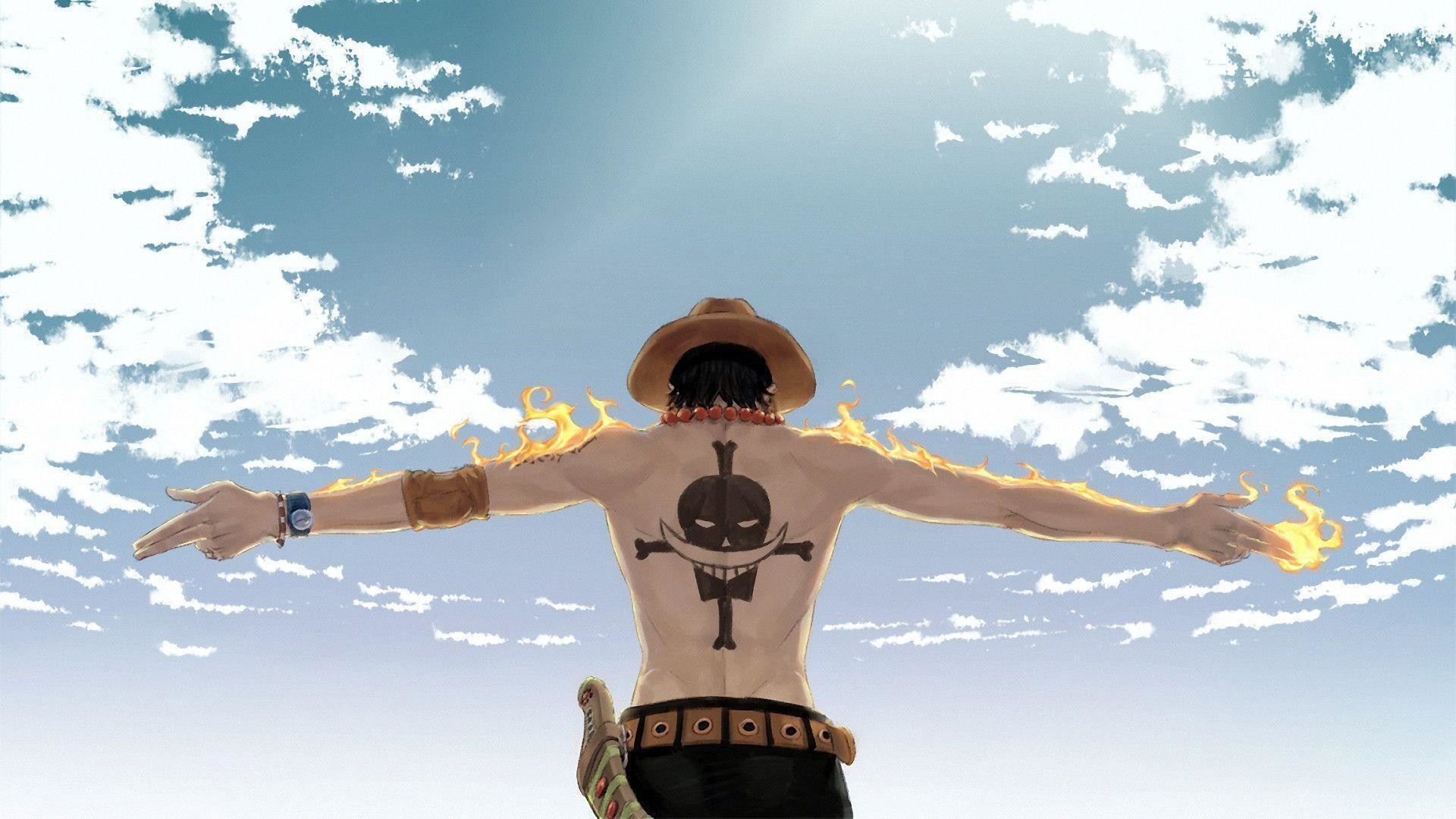 1920x1080 One Piece Luffy Wallpaper Widescreen Anime and Cartoon Wallpapers .