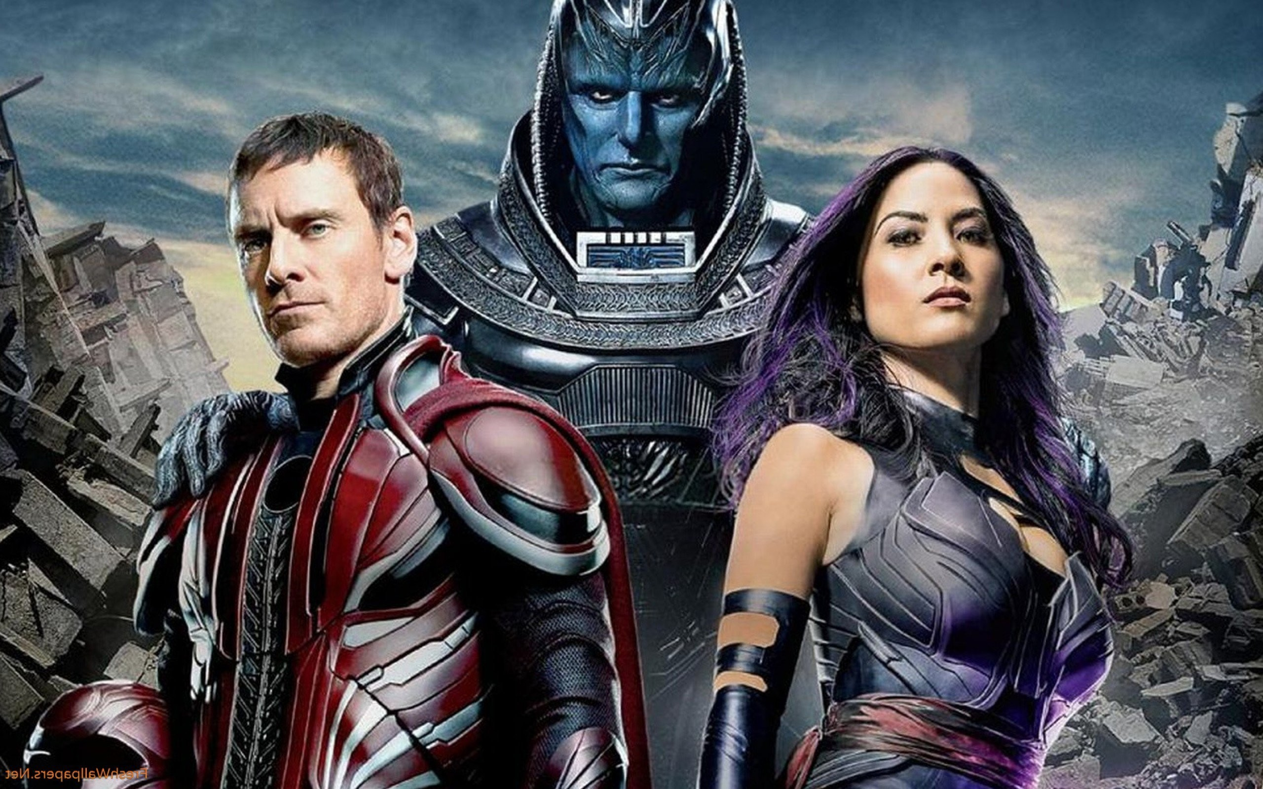 2560x1600 2016 X Men Apocalypse Movie