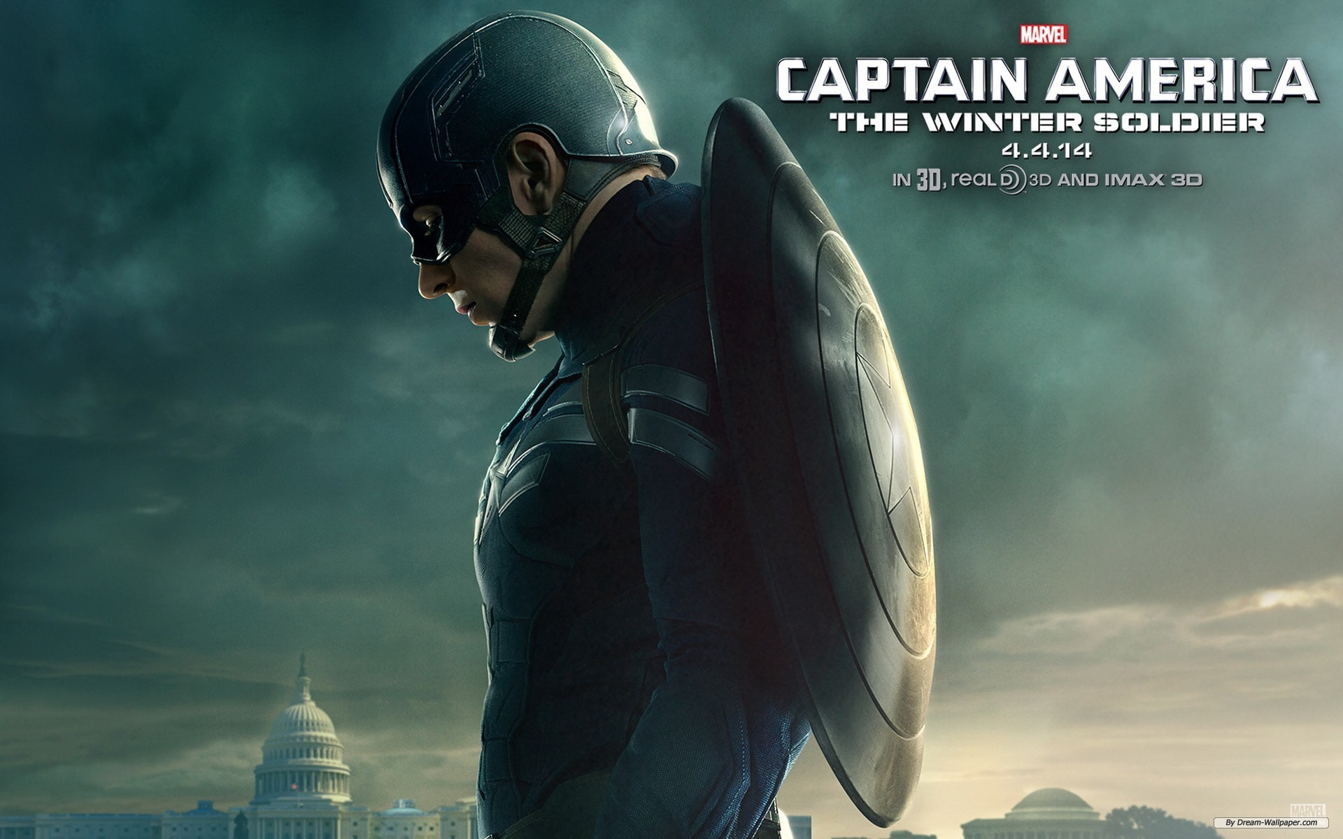 1920x1200 Free Movie wallpaper - Captain America The Winter Soldier wallpaper -   wallpaper - Index 6