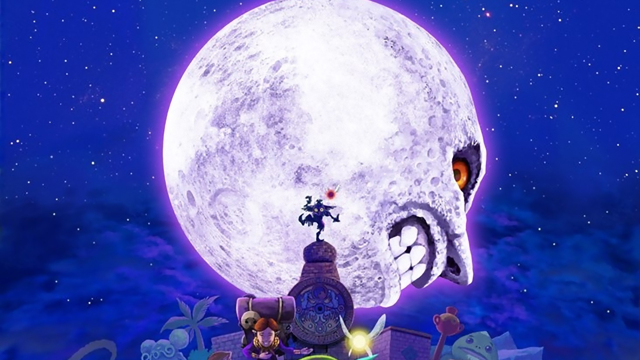 Skull Kid Wallpaper: Majoras Mask Wallpaper (81+ Images