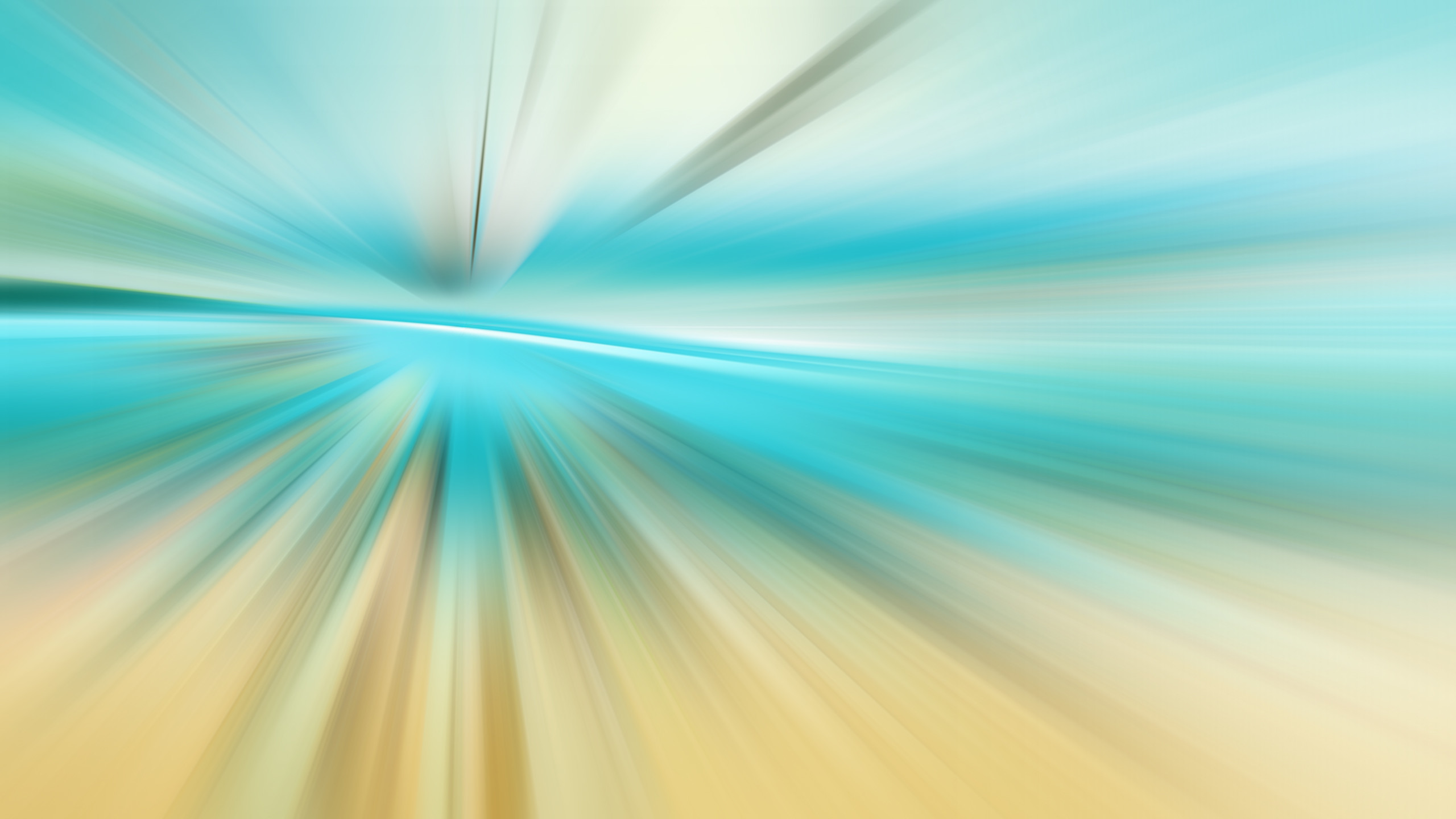2560x1440 Radial Zoom Blur Abstract Wallpaper