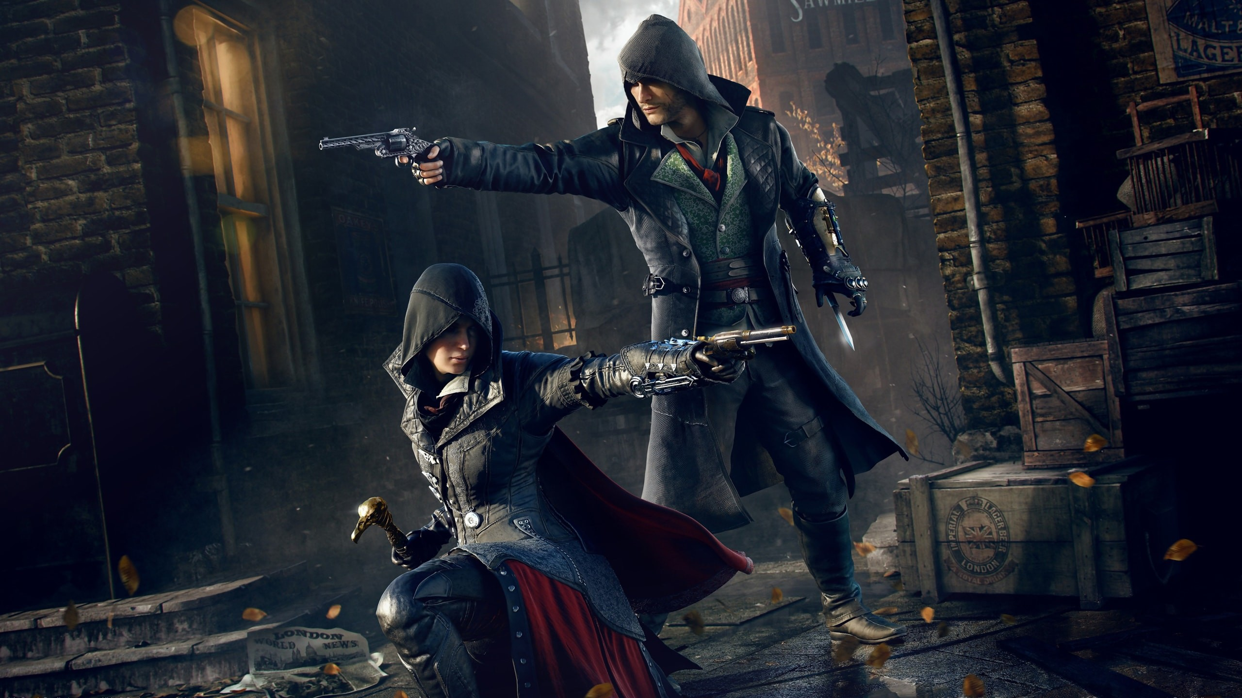 2560x1440 Assassin's Creed: Syndicate Wallpapers
