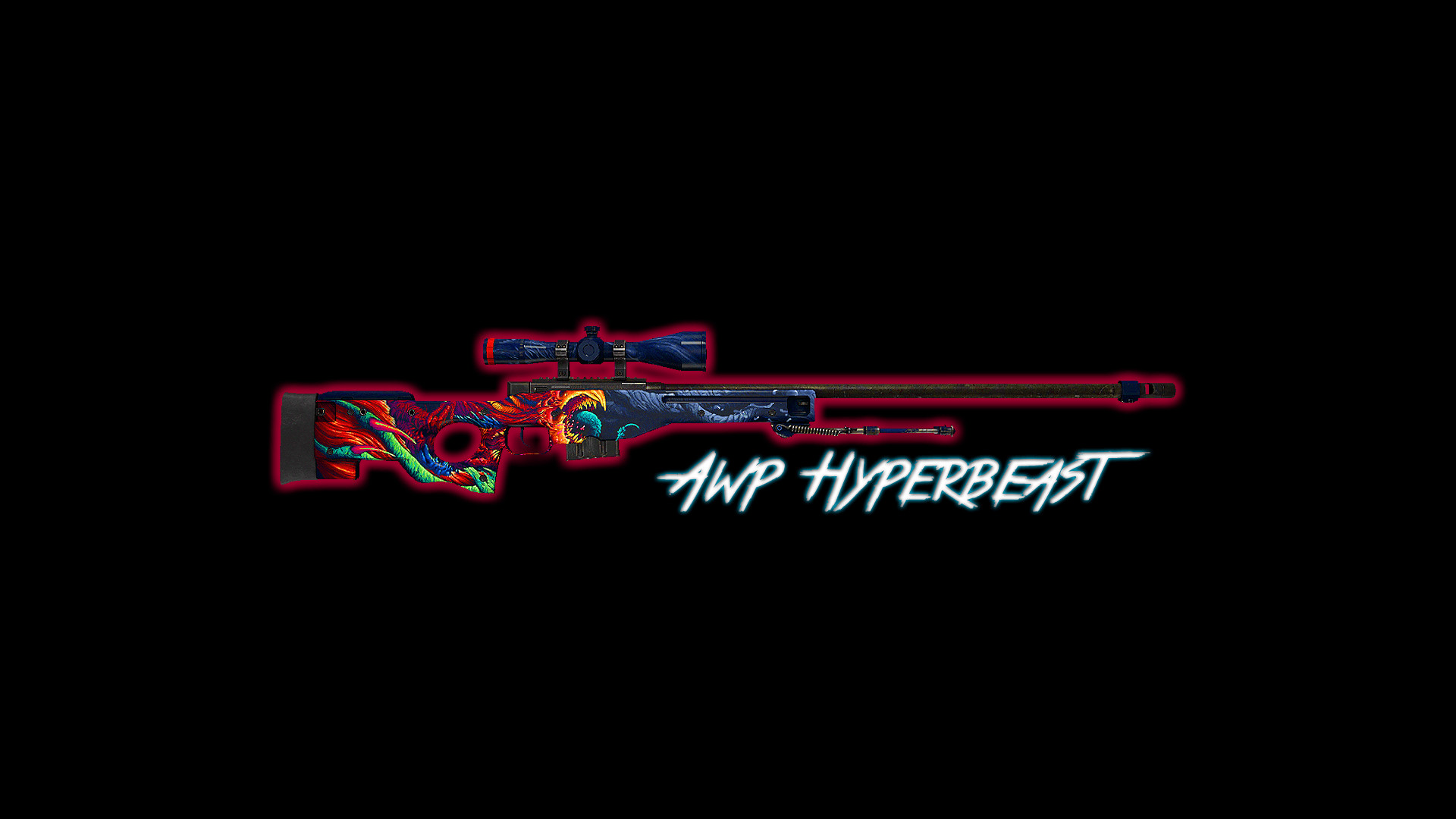 "1920x1080  Csgo Hyper Beast Wallpaper - (35+) Wallpaper Collections"">"