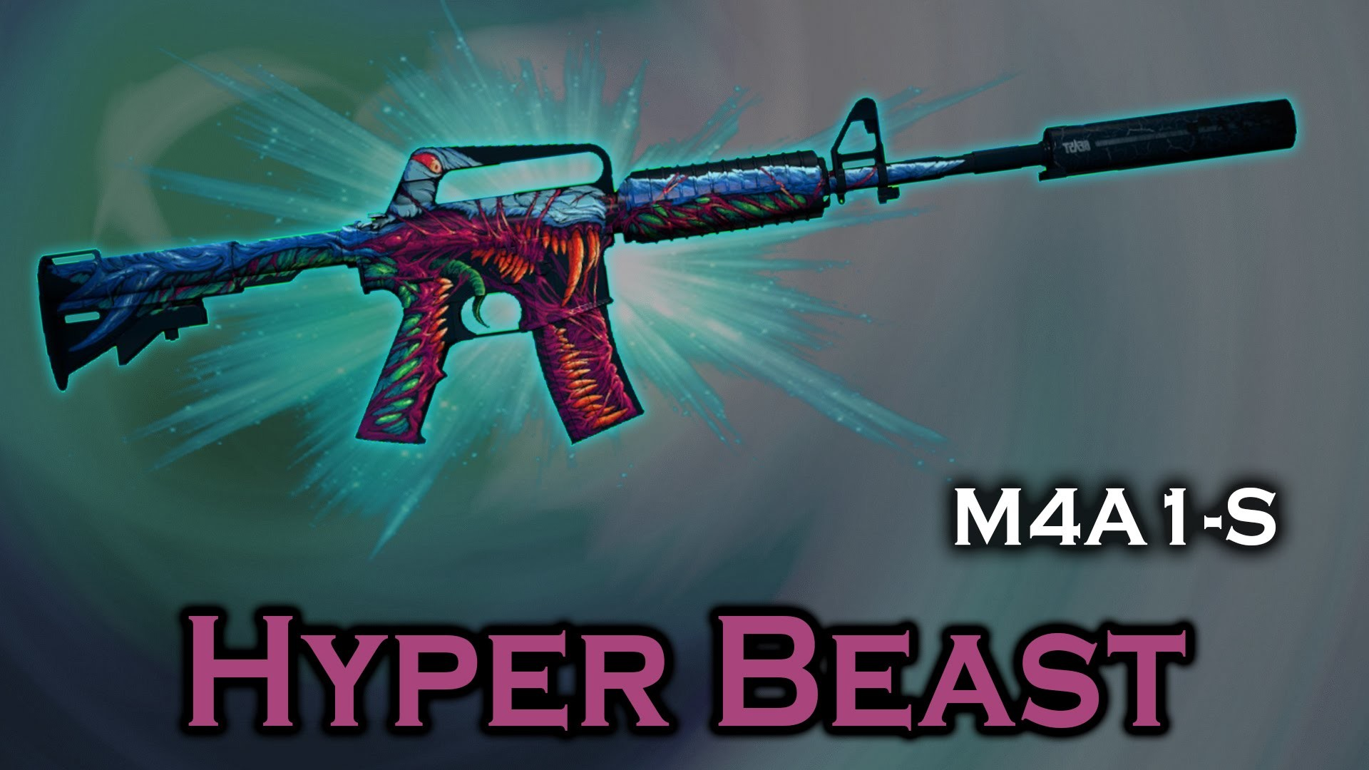 1920x1080 Is there a 1080p Hyper Beast wallpaper anywhere GlobalOffensive