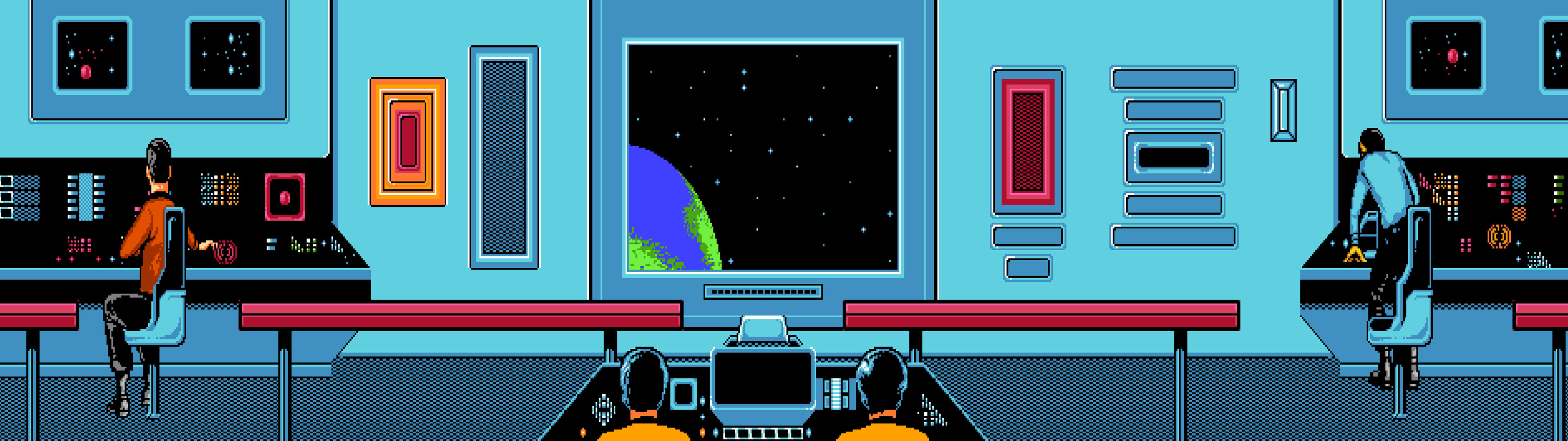 3840x1080 Multi Monitor Dual Screen video games retro classic sci fi science  spaceship spacecrafts wallpaper |  | 32641 | WallpaperUP